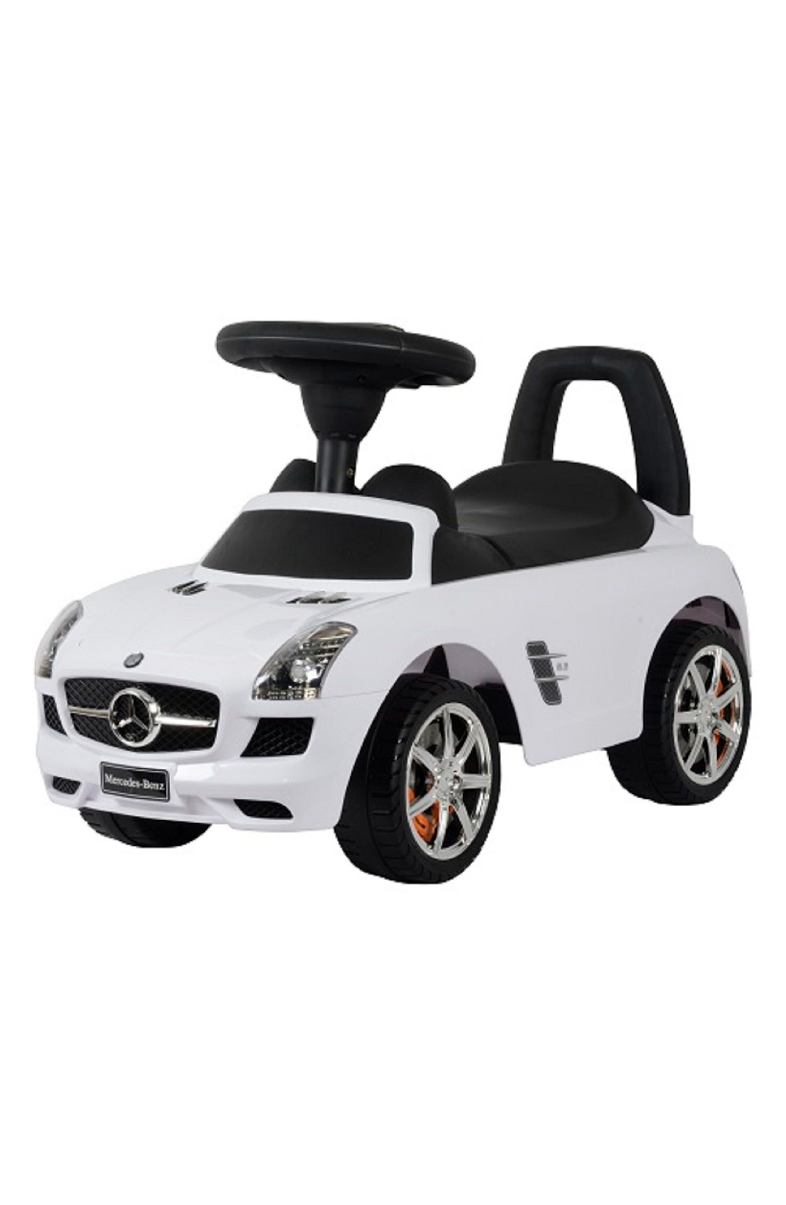 Mercedes Push Car,                             Main thumbnail 1, color,                             100
