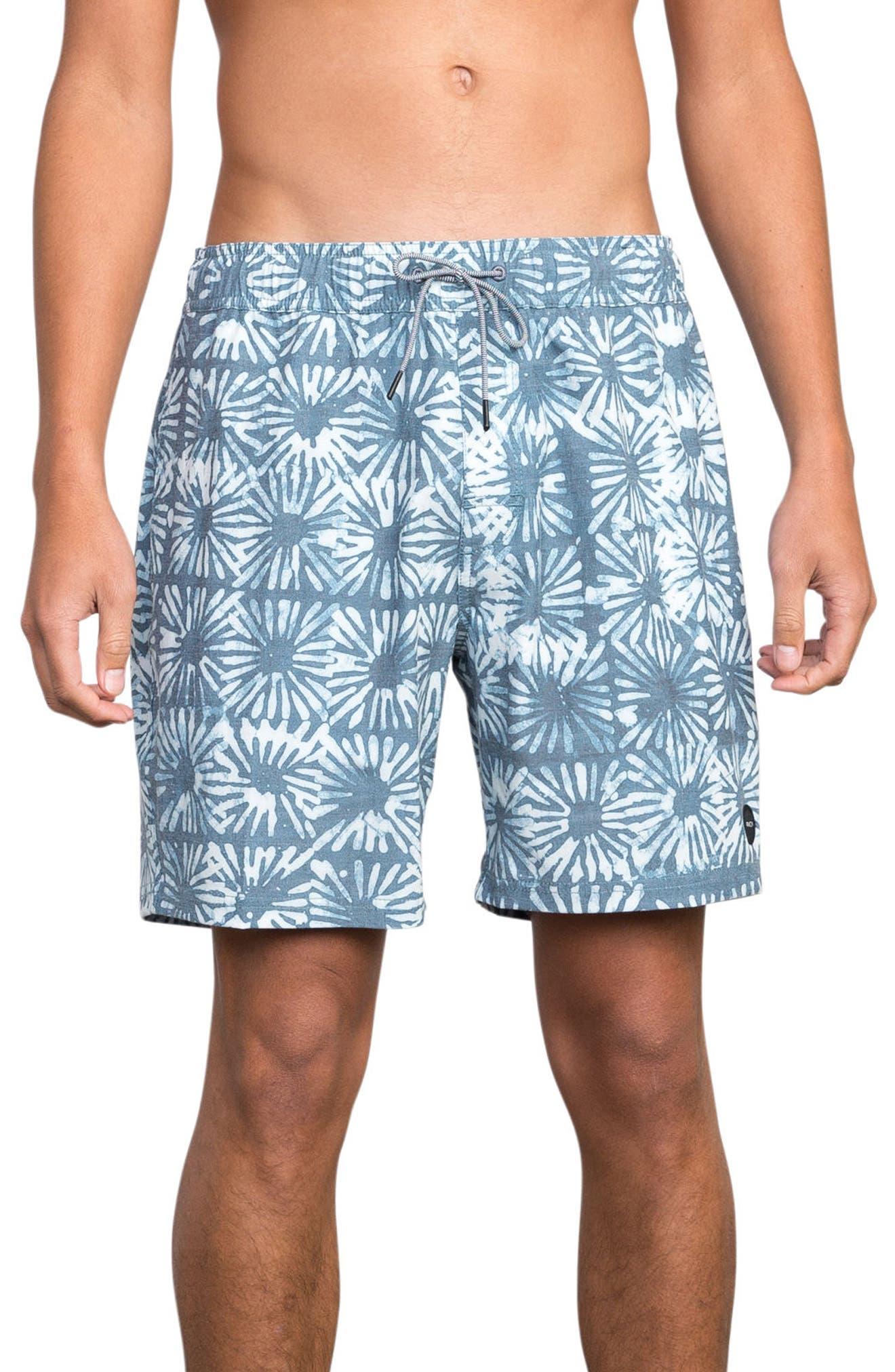 Duh Loris Board Shorts,                         Main,                         color, CLASSIC INDIGO