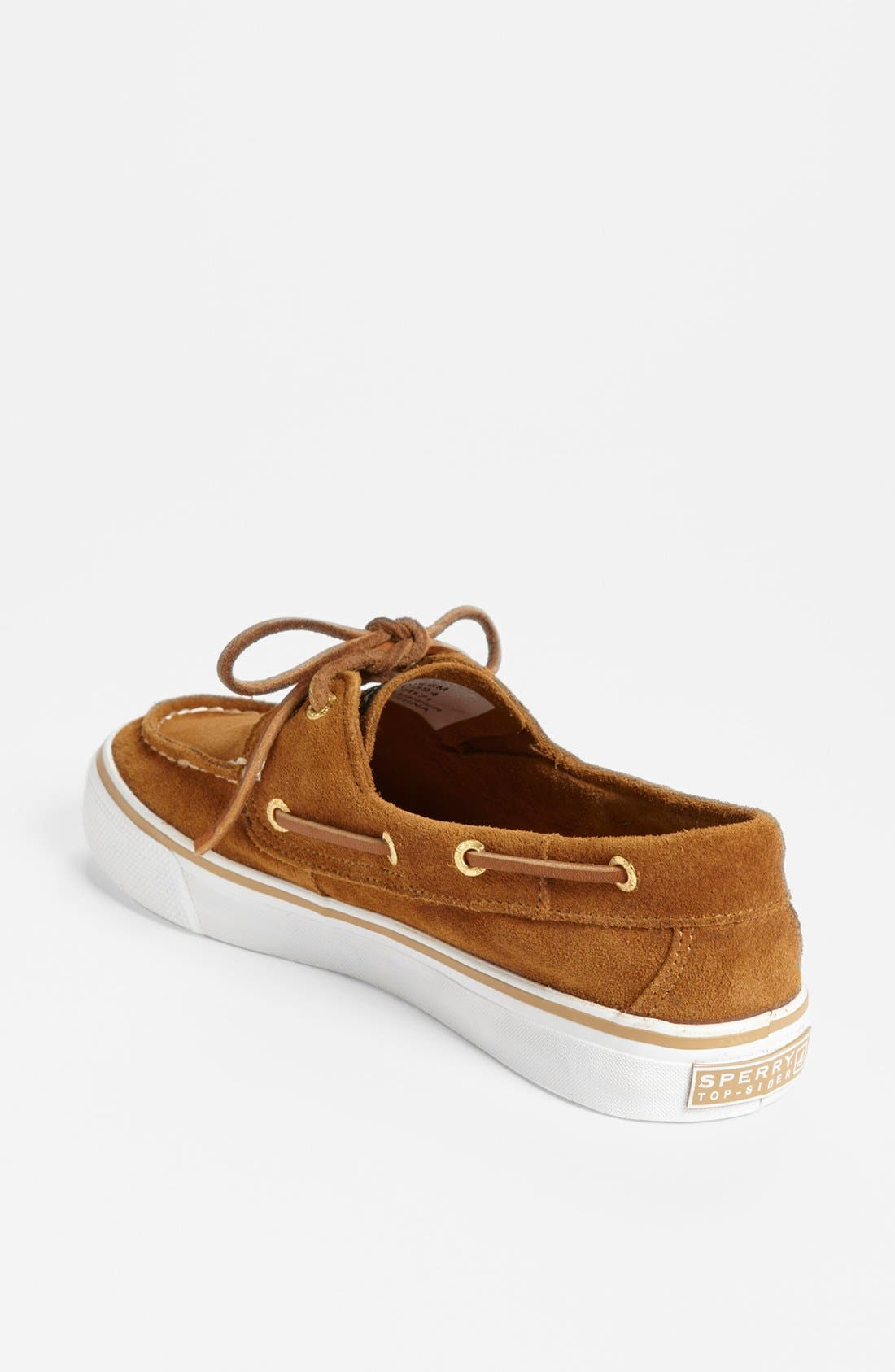 Top-Sider<sup>®</sup> 'Bahama' Sequined Boat Shoe,                             Alternate thumbnail 139, color,