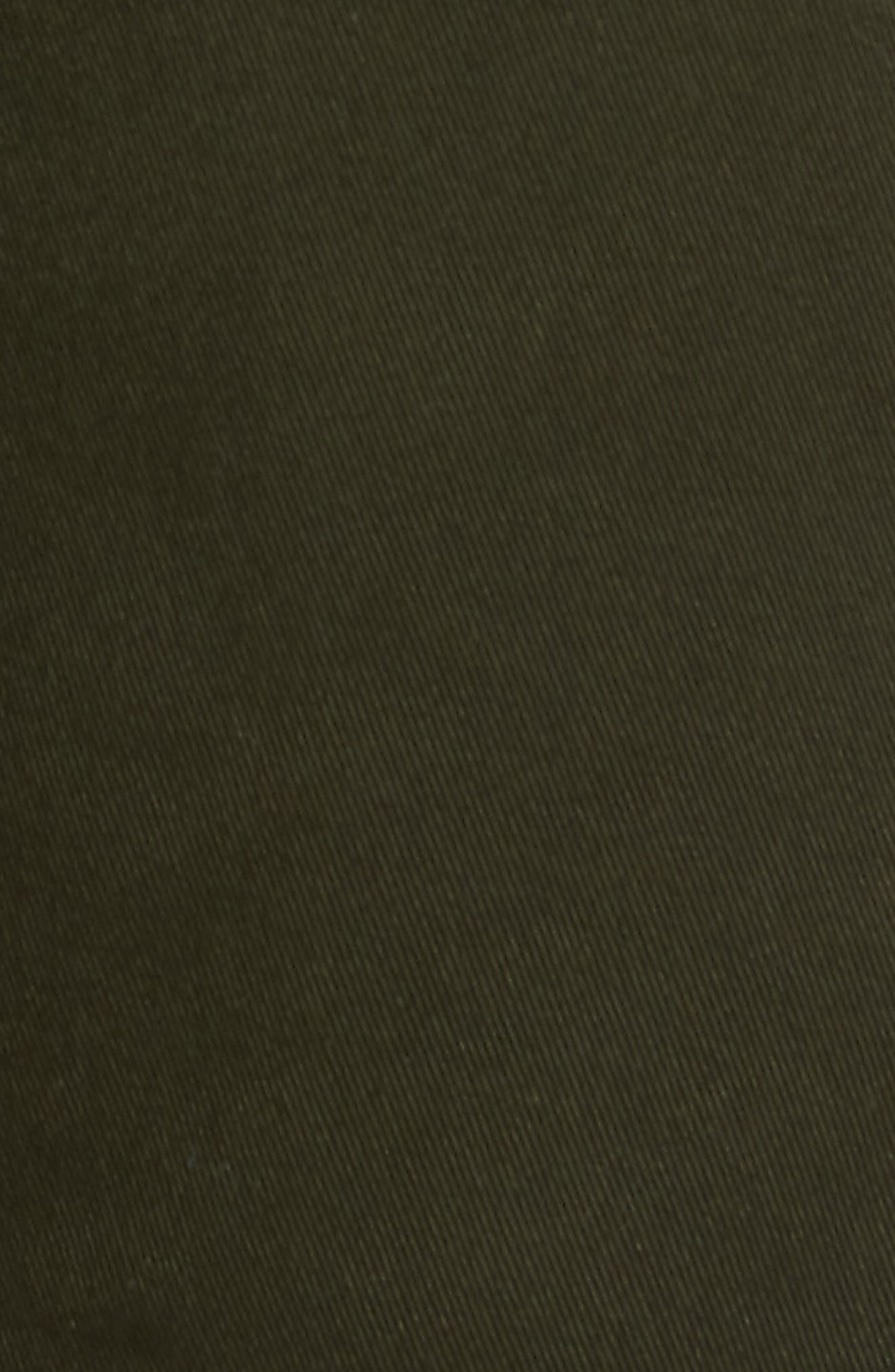'Modern' Stretch Chino Shorts,                             Alternate thumbnail 43, color,