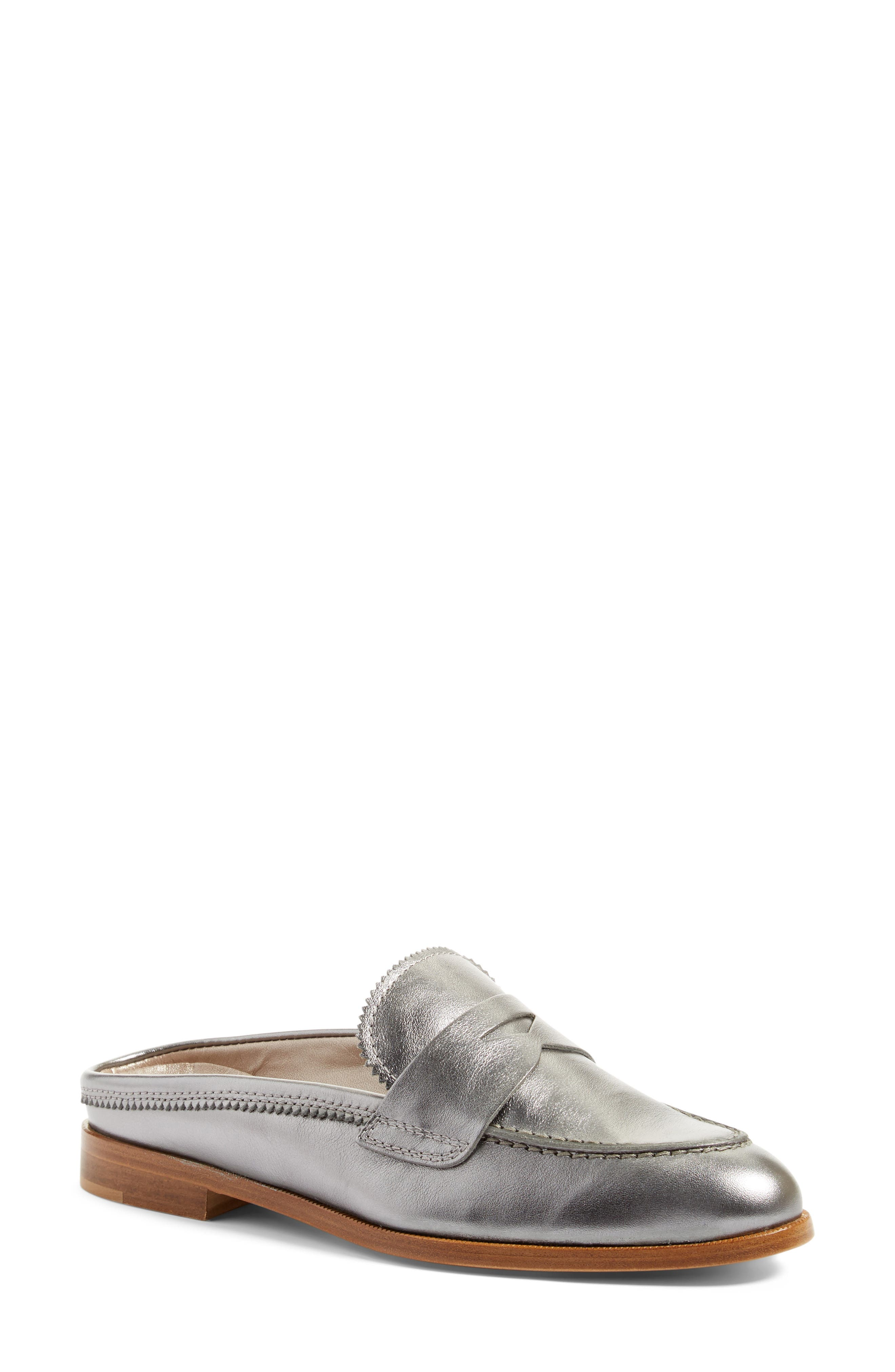 Penny Loafer Mule,                             Main thumbnail 2, color,