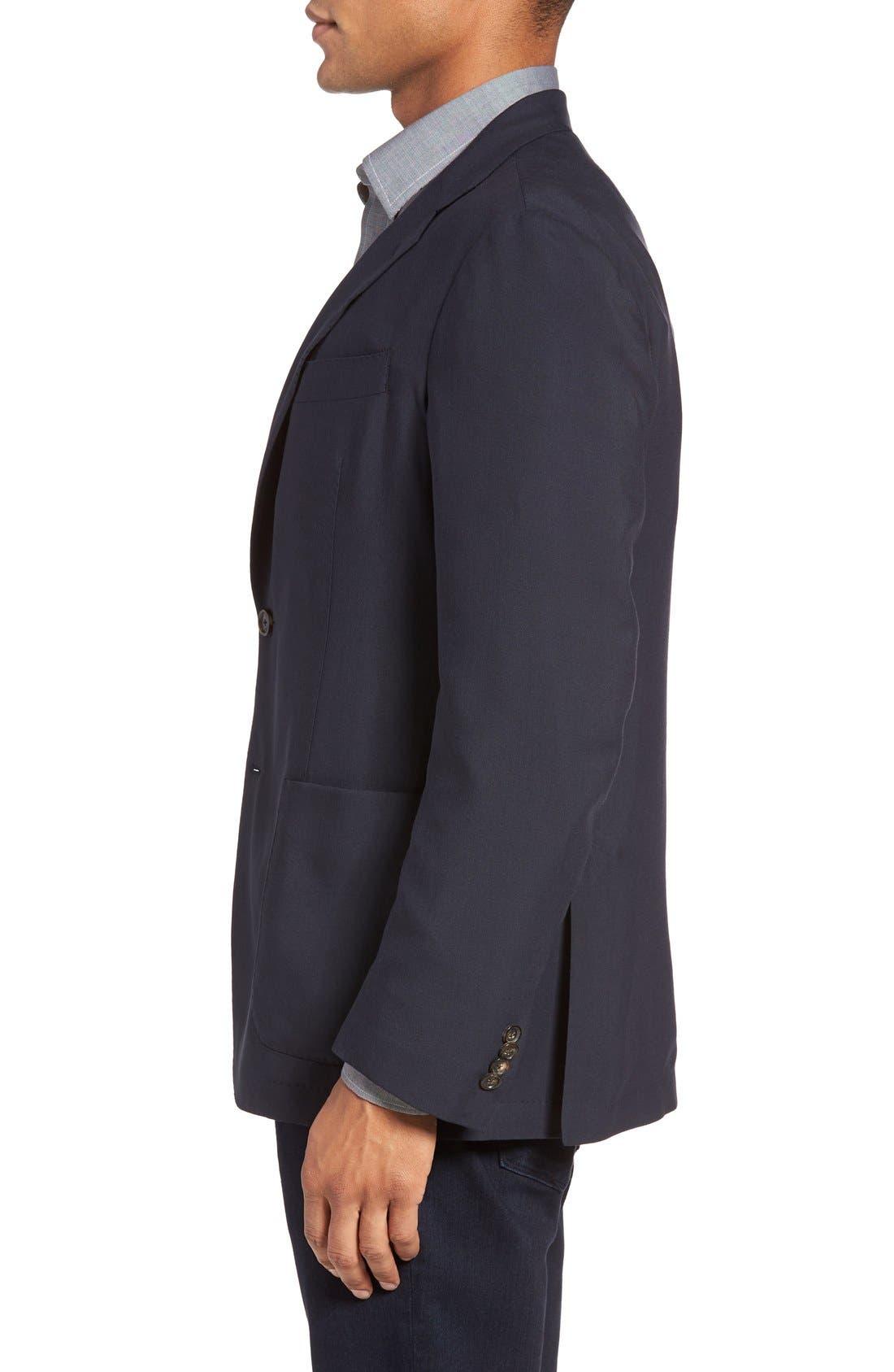 Cashmere Sport Coat,                             Alternate thumbnail 3, color,                             401