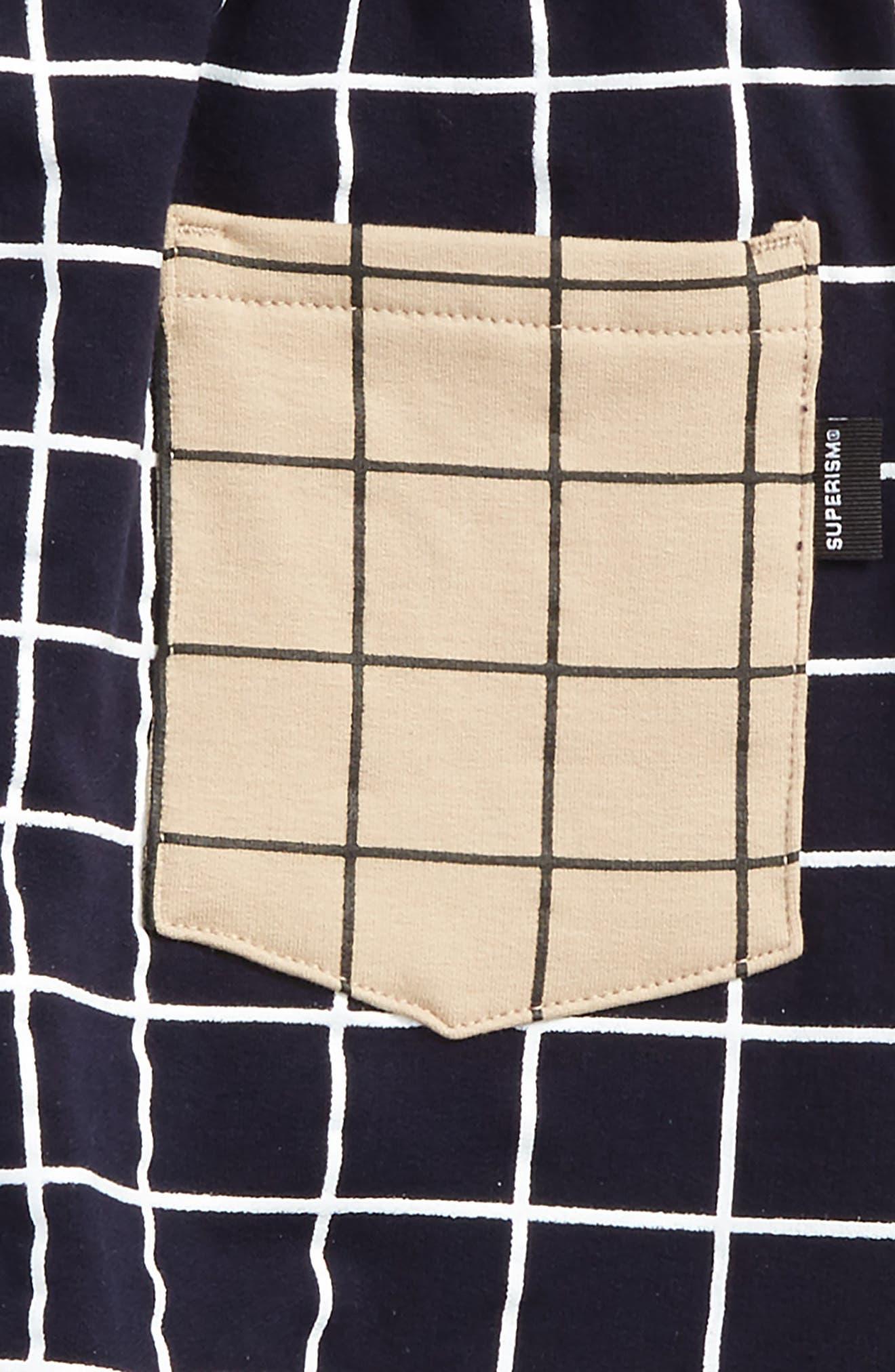 Axel Fleece Jogger Pants,                             Alternate thumbnail 3, color,