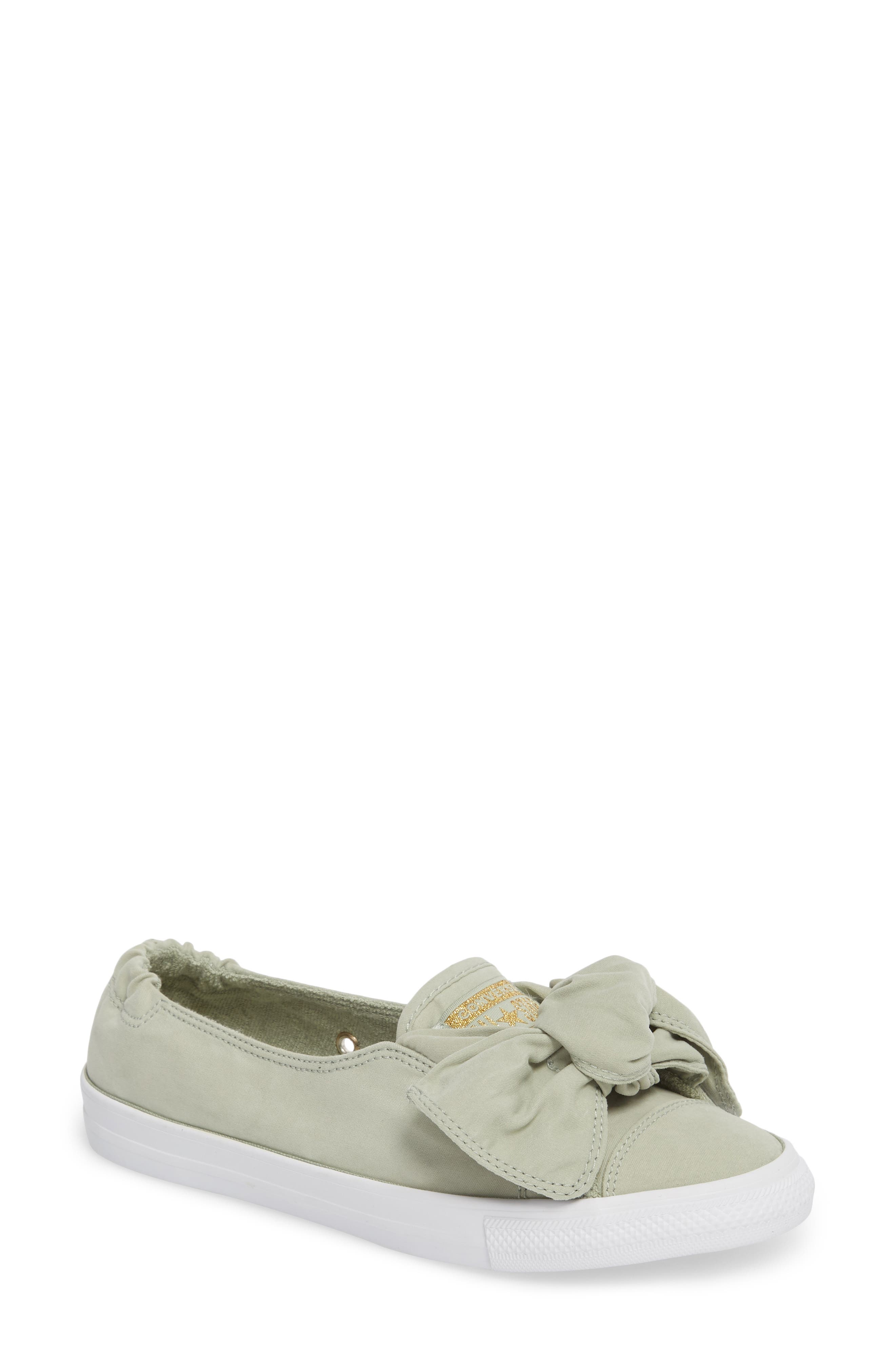 Chuck Taylor <sup>®</sup> All Star<sup>®</sup> Knot Slip-On Sneaker,                         Main,                         color, 368