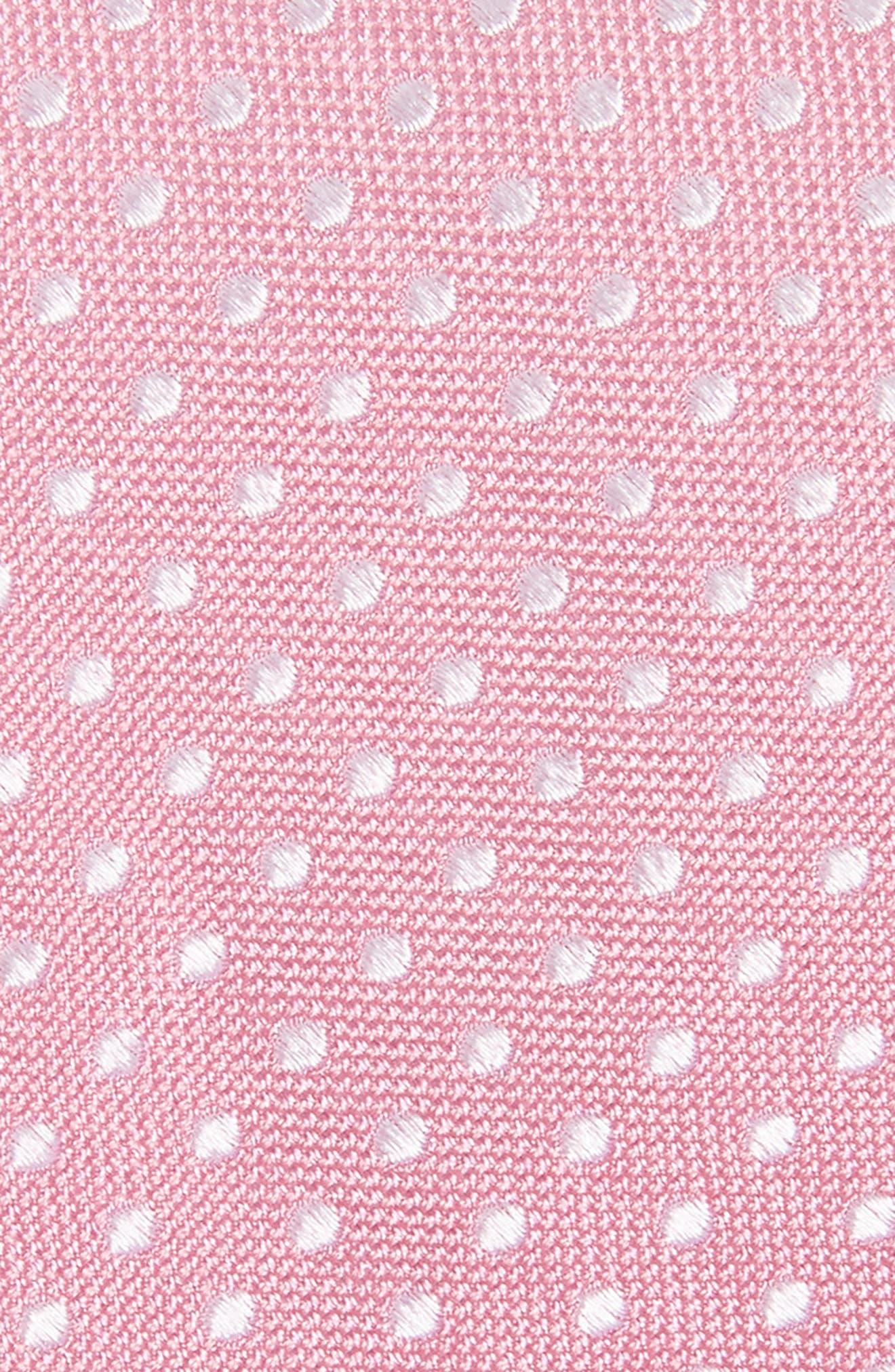 Norton Dot Silk Tie,                             Alternate thumbnail 14, color,