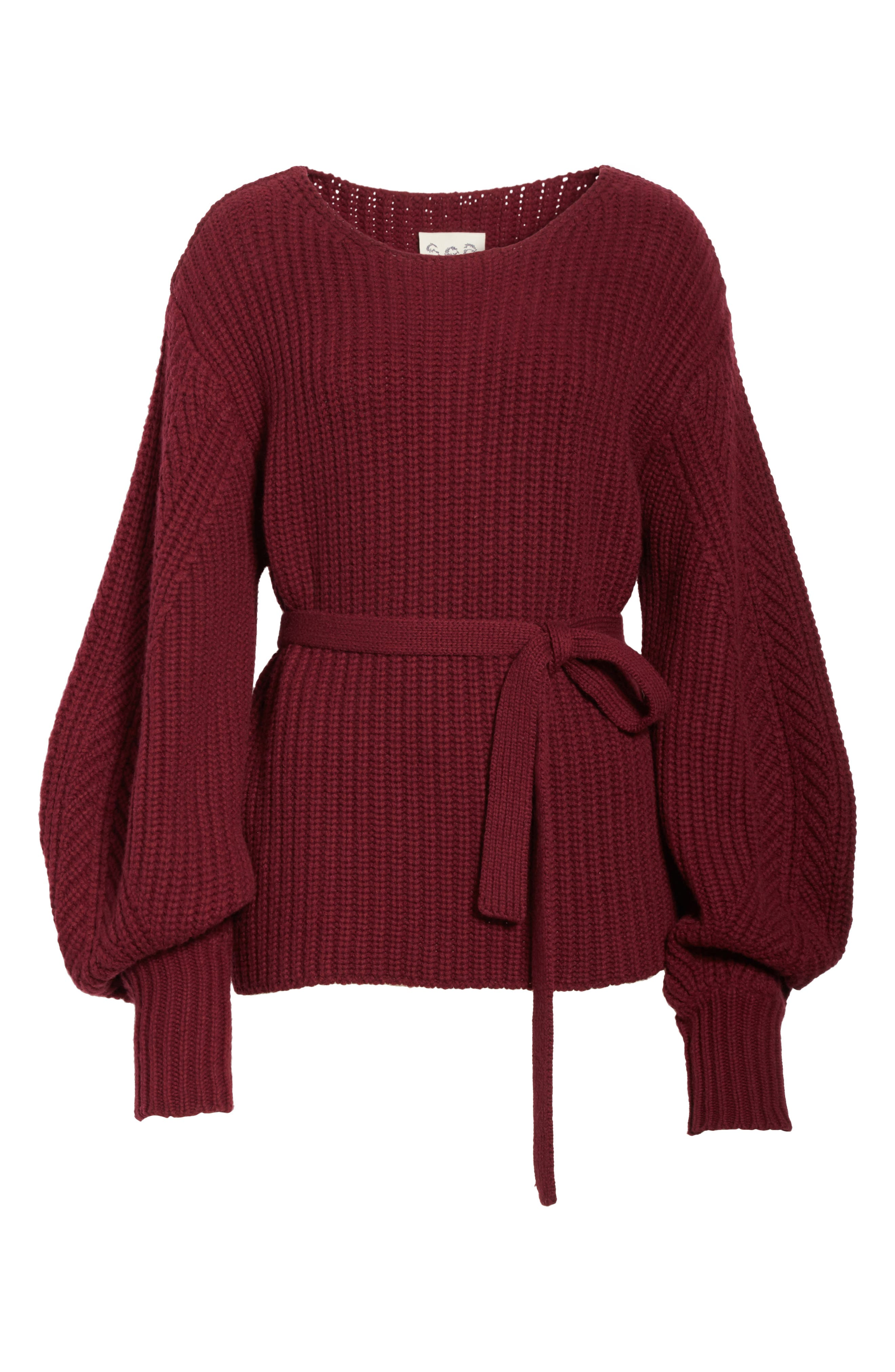 Wool Sweater,                             Alternate thumbnail 6, color,                             600