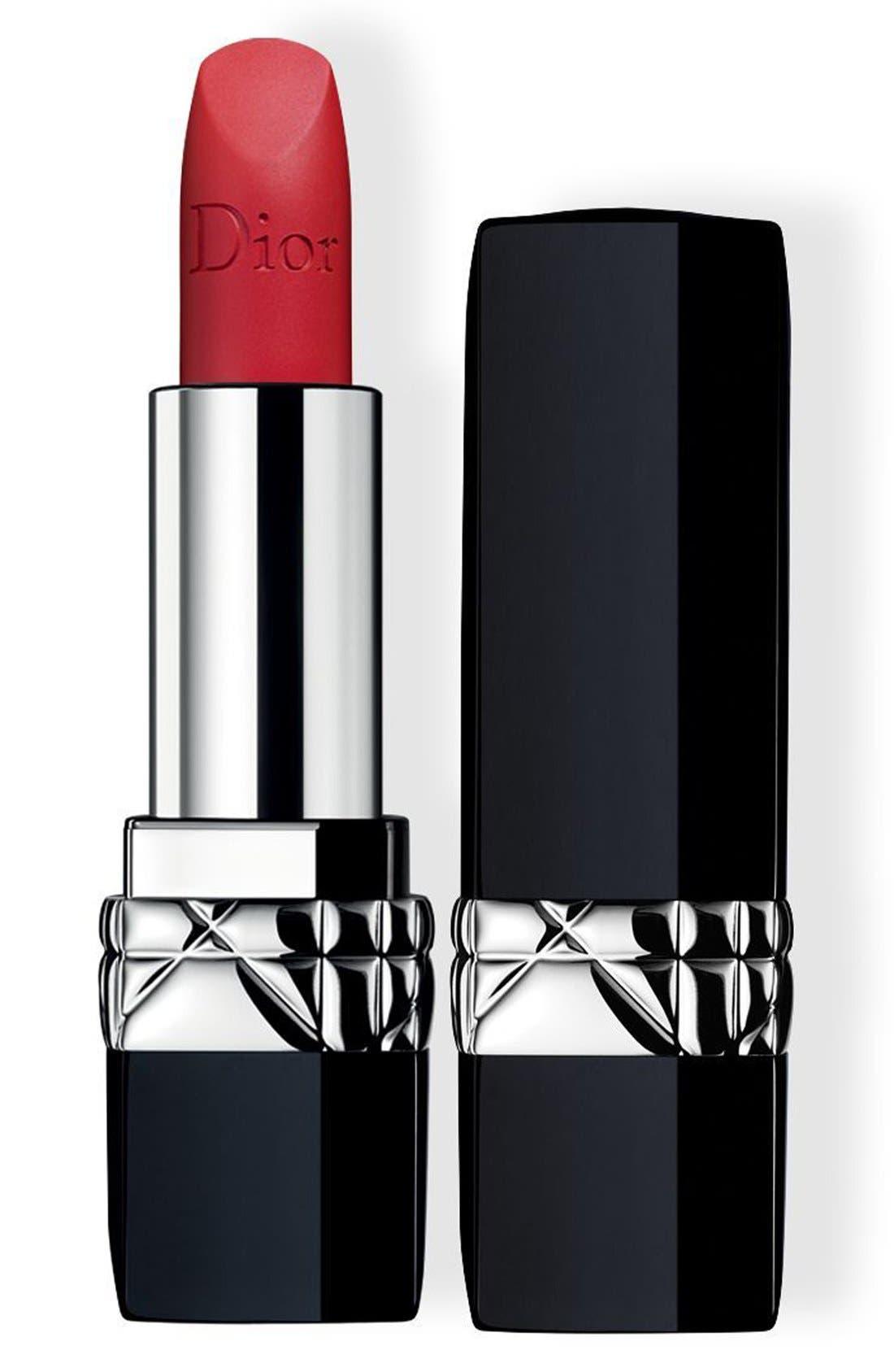 Dior Couture Color Rouge Dior Lipstick - 999 Matte