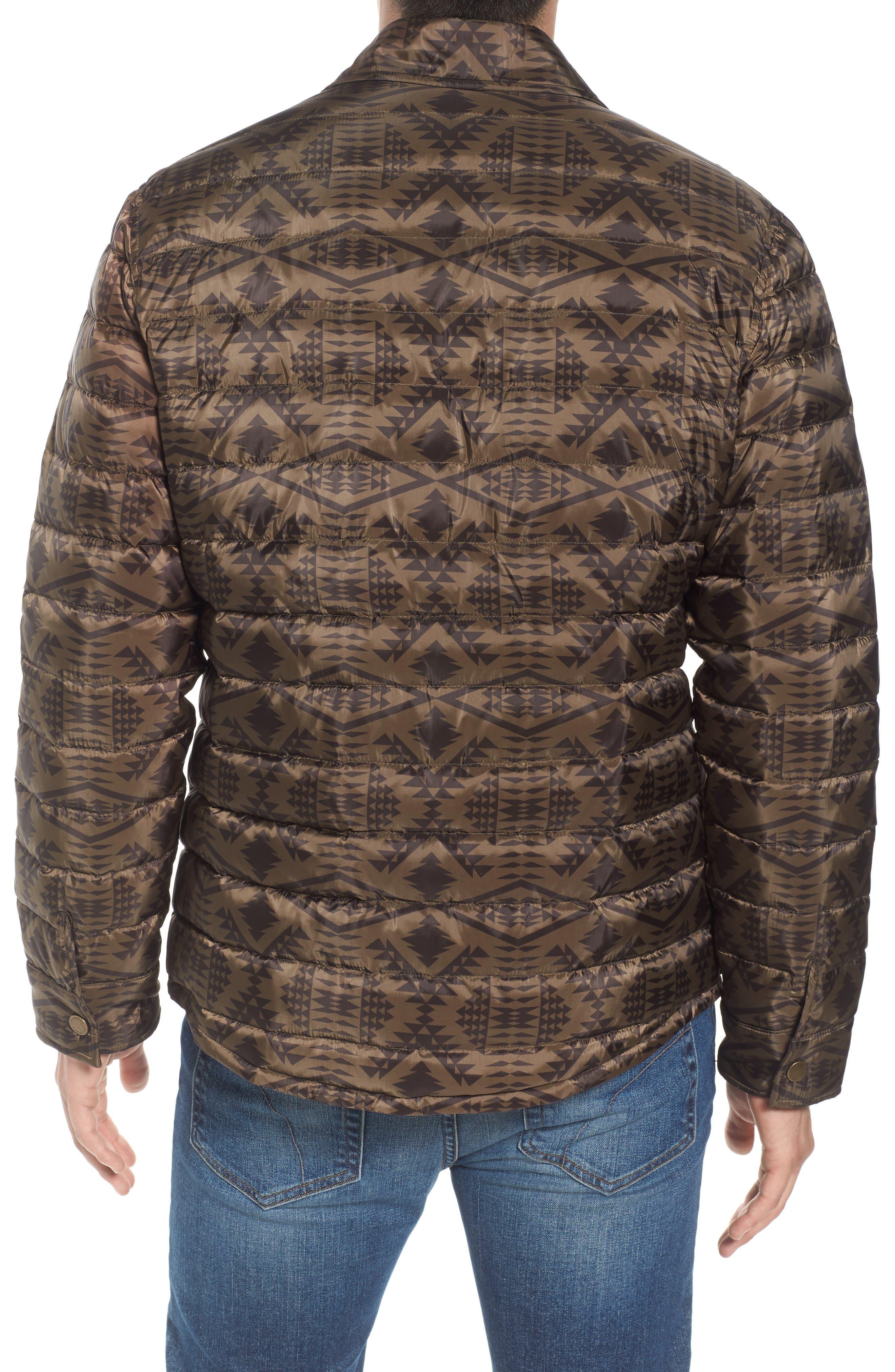 Moab Water Resistant Down Shirt Jacket,                             Alternate thumbnail 2, color,                             342