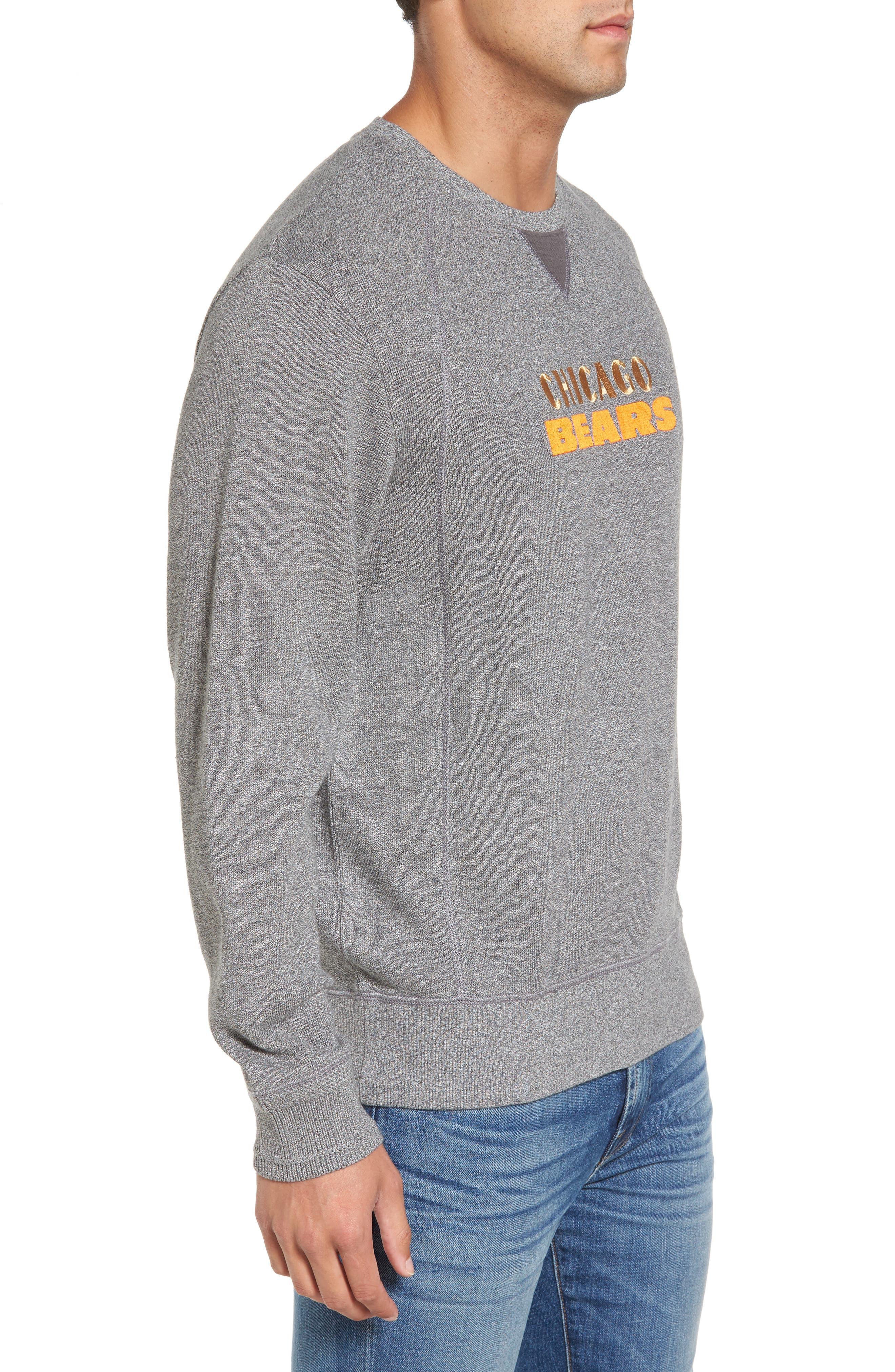 NFL Stitch of Liberty Embroidered Crewneck Sweatshirt,                             Alternate thumbnail 65, color,