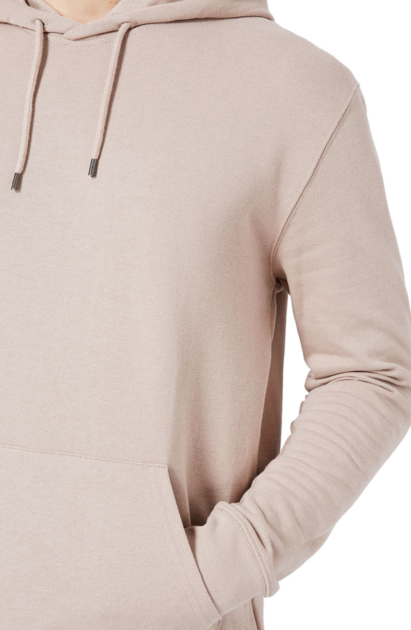 Classic Fit Hoodie,                             Alternate thumbnail 8, color,