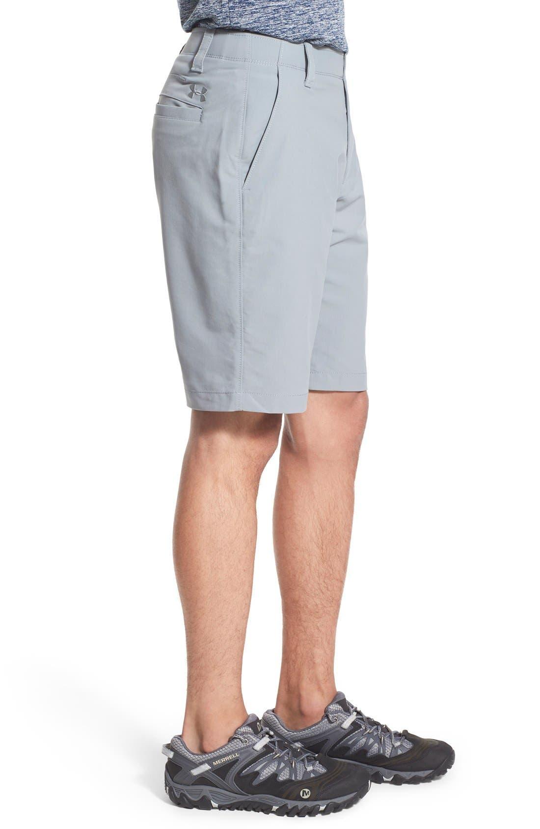 'Matchplay' Moisture Wicking Golf Shorts,                             Alternate thumbnail 6, color,                             035