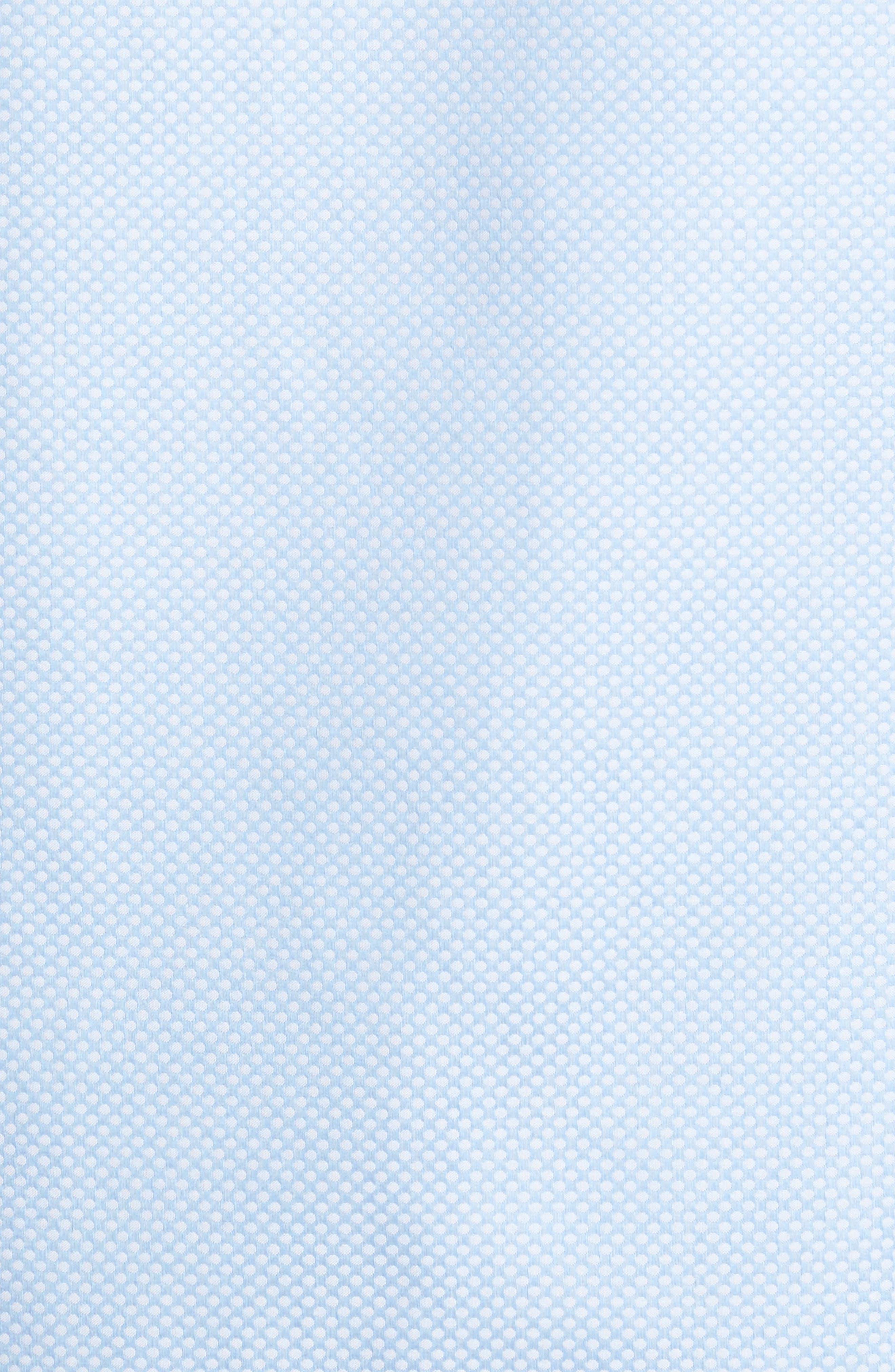Classic Fit Diamond Print Sport Shirt,                             Alternate thumbnail 5, color,                             459