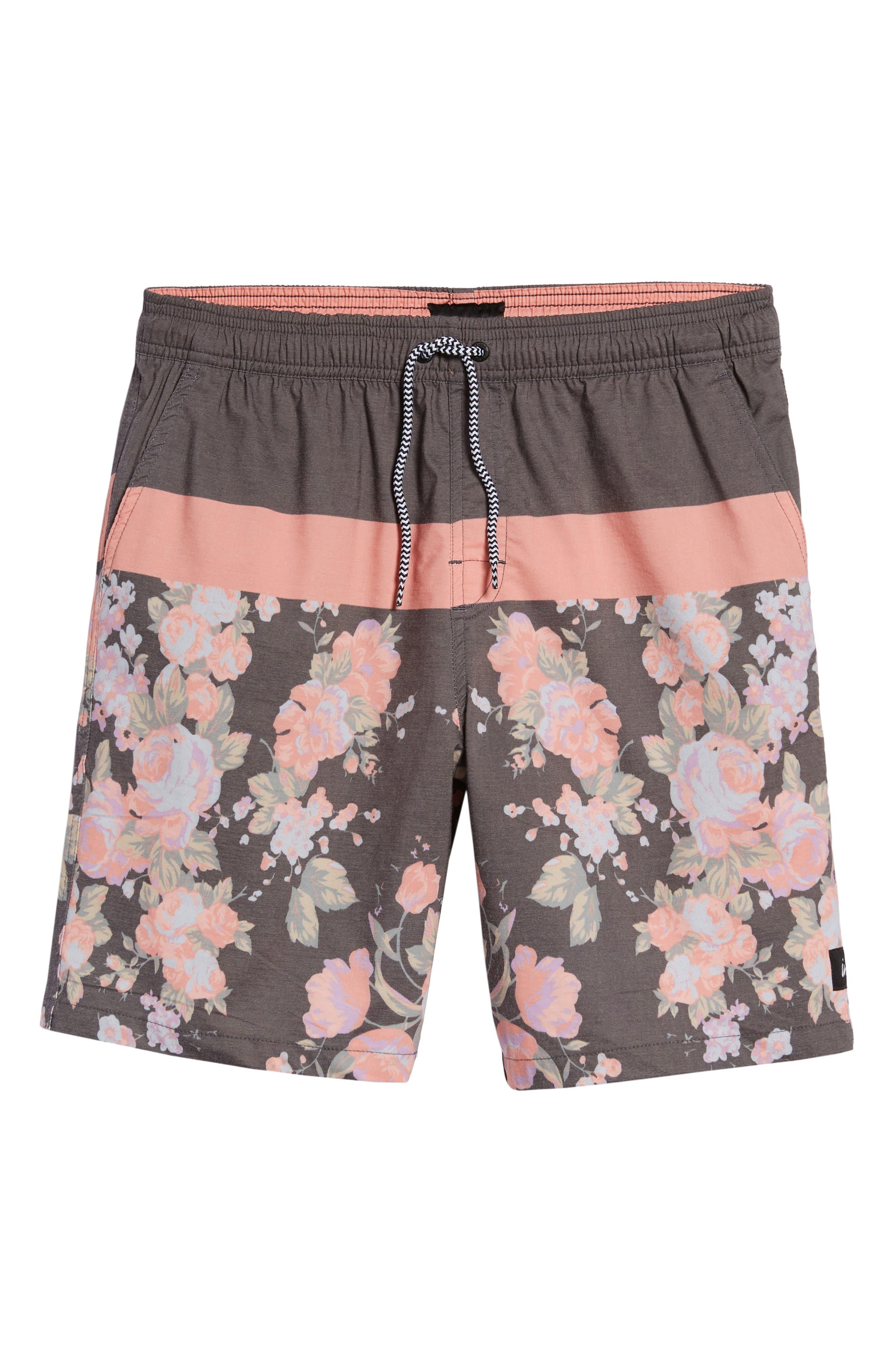 Hayworth Board Shorts,                             Alternate thumbnail 6, color,                             020