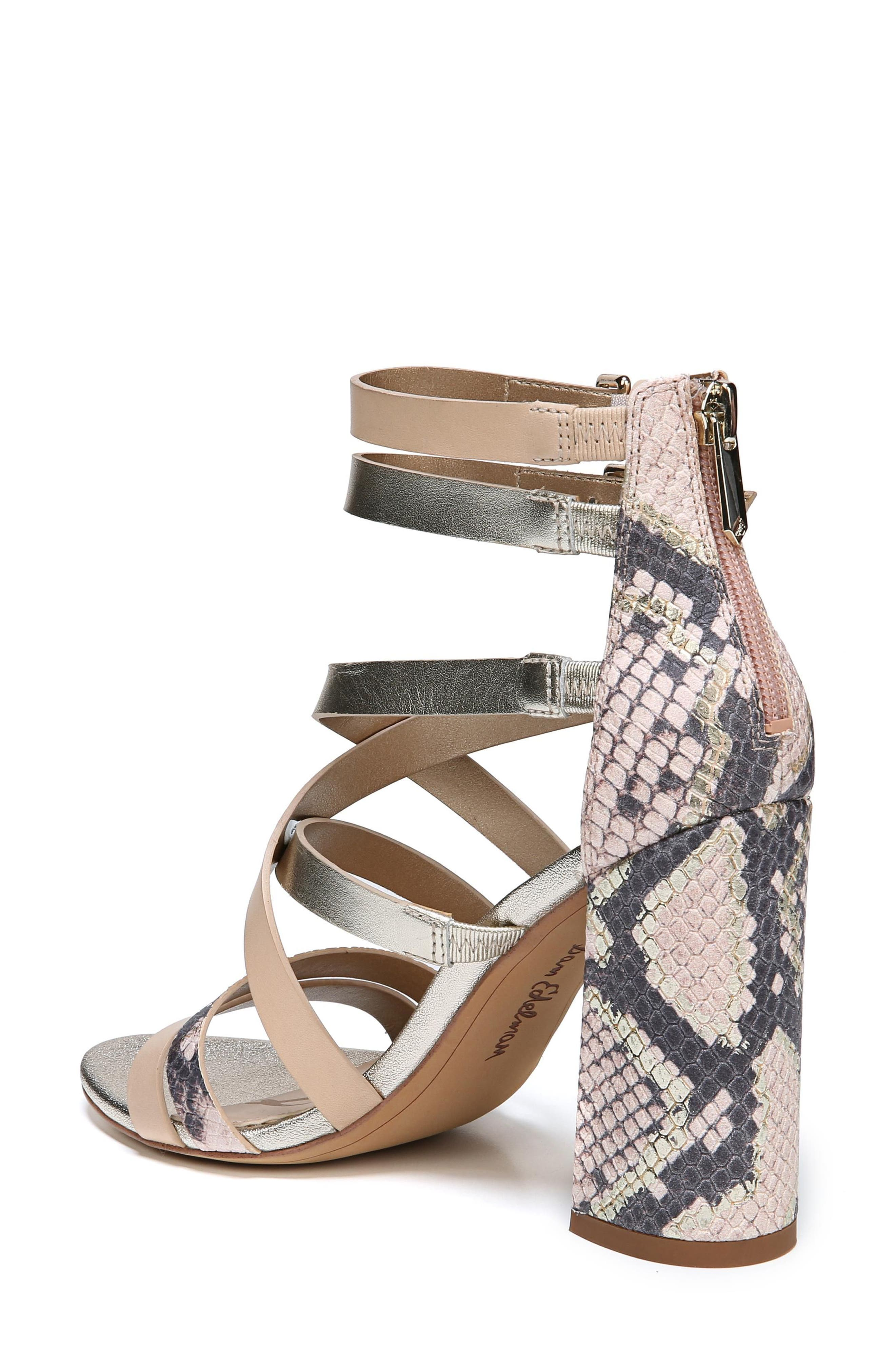 Yema Block Heel Sandal,                             Alternate thumbnail 2, color,                             NATURAL/ PINK/ JUTE