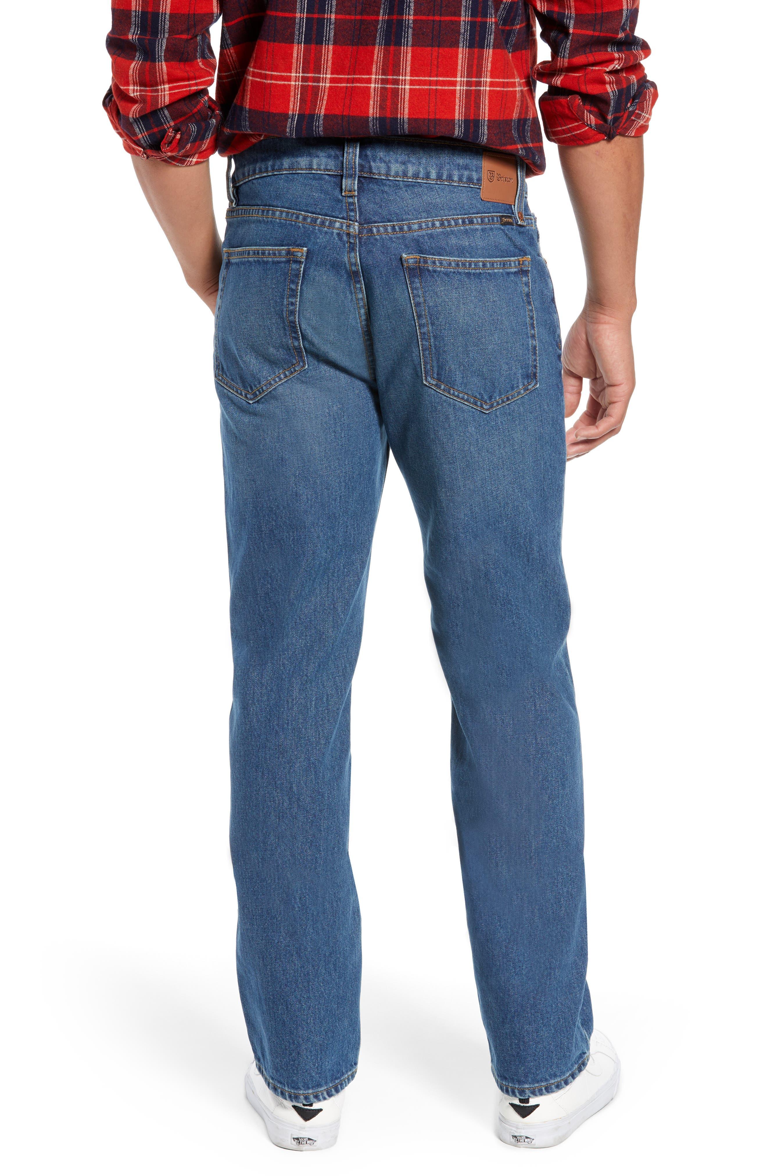 Labor Straight Leg Jeans,                             Alternate thumbnail 2, color,                             400