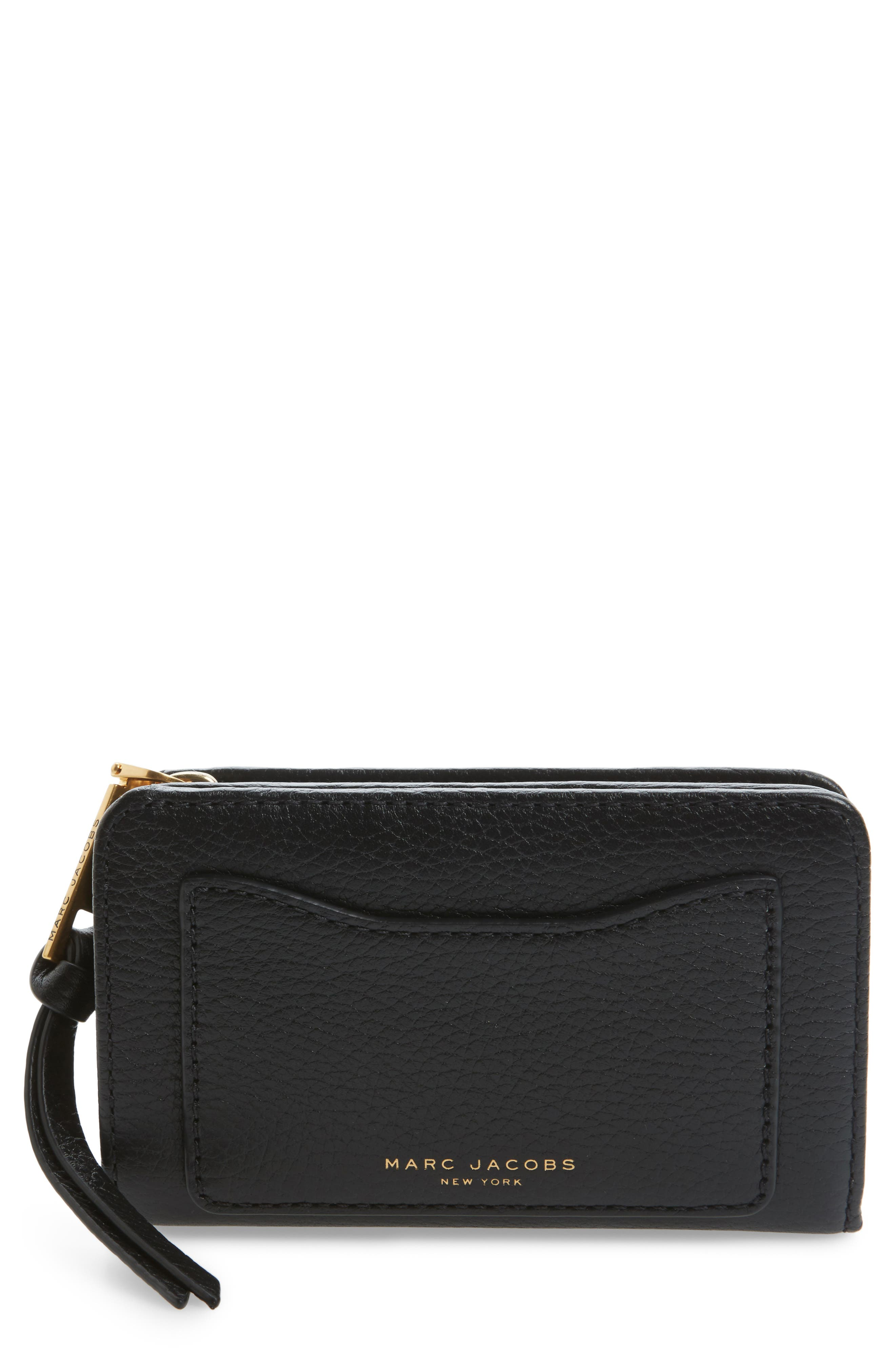 Recruit Compact Wallet,                             Main thumbnail 1, color,                             001
