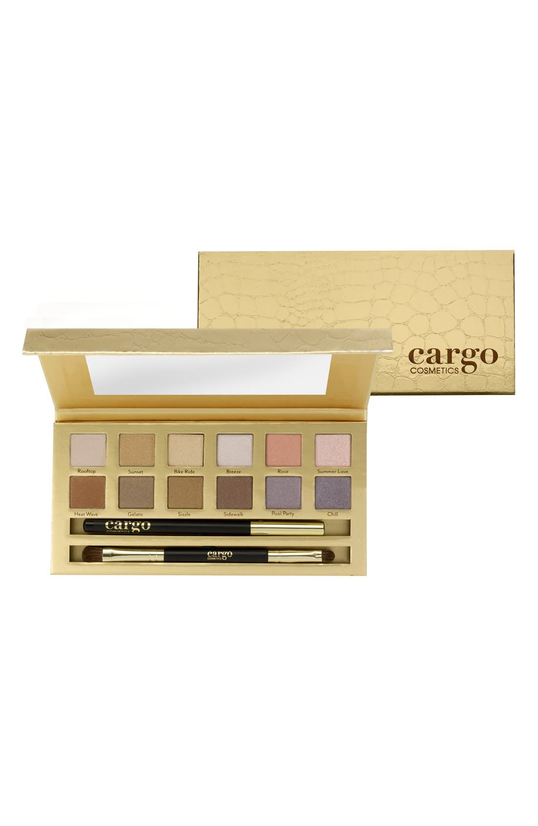'Summer in the City' Eyeshadow Palette, Main, color, 710