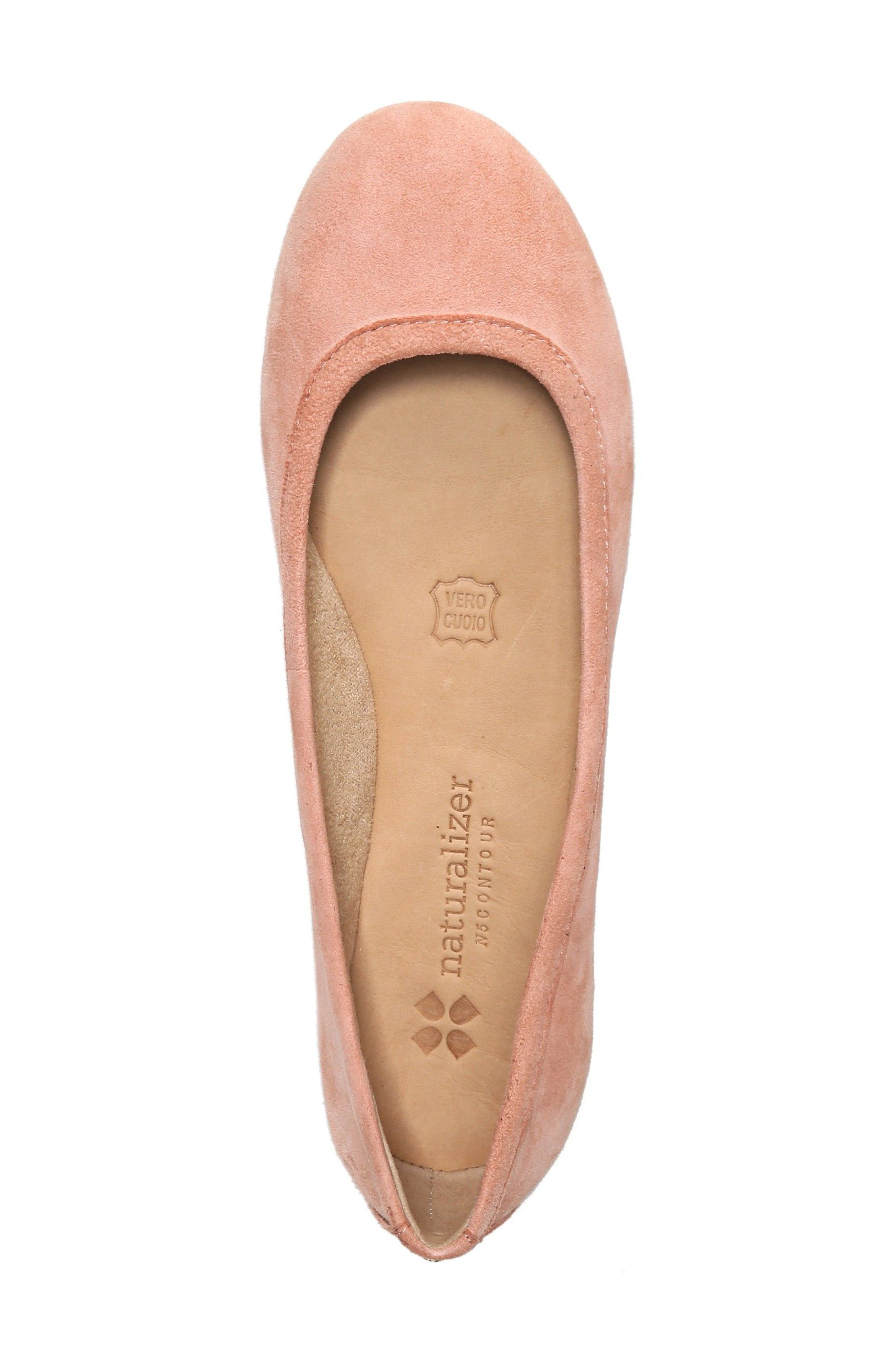 Brittany Ballet Flat,                             Alternate thumbnail 41, color,