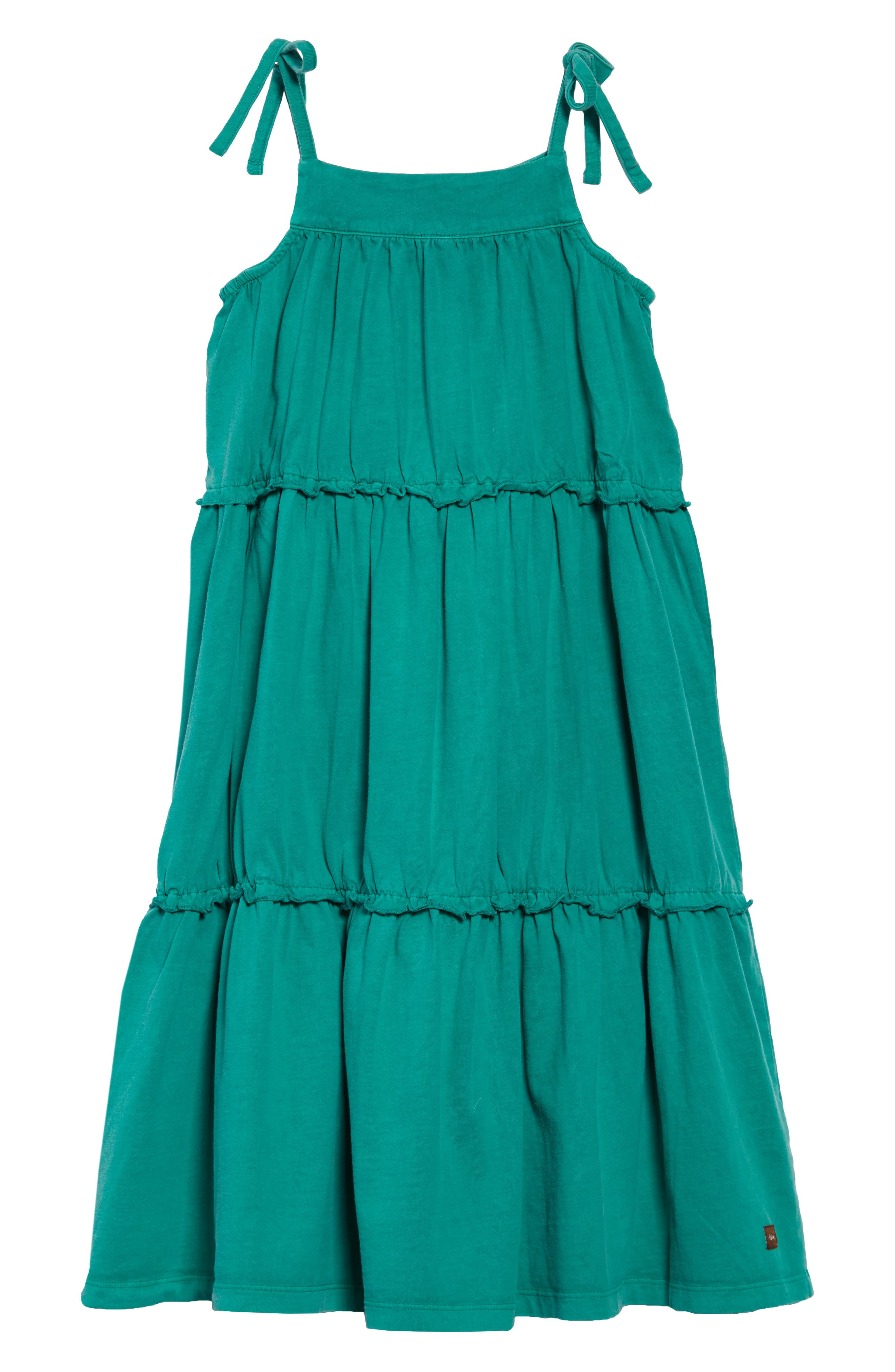 Tiered Sundress,                             Alternate thumbnail 2, color,                             365