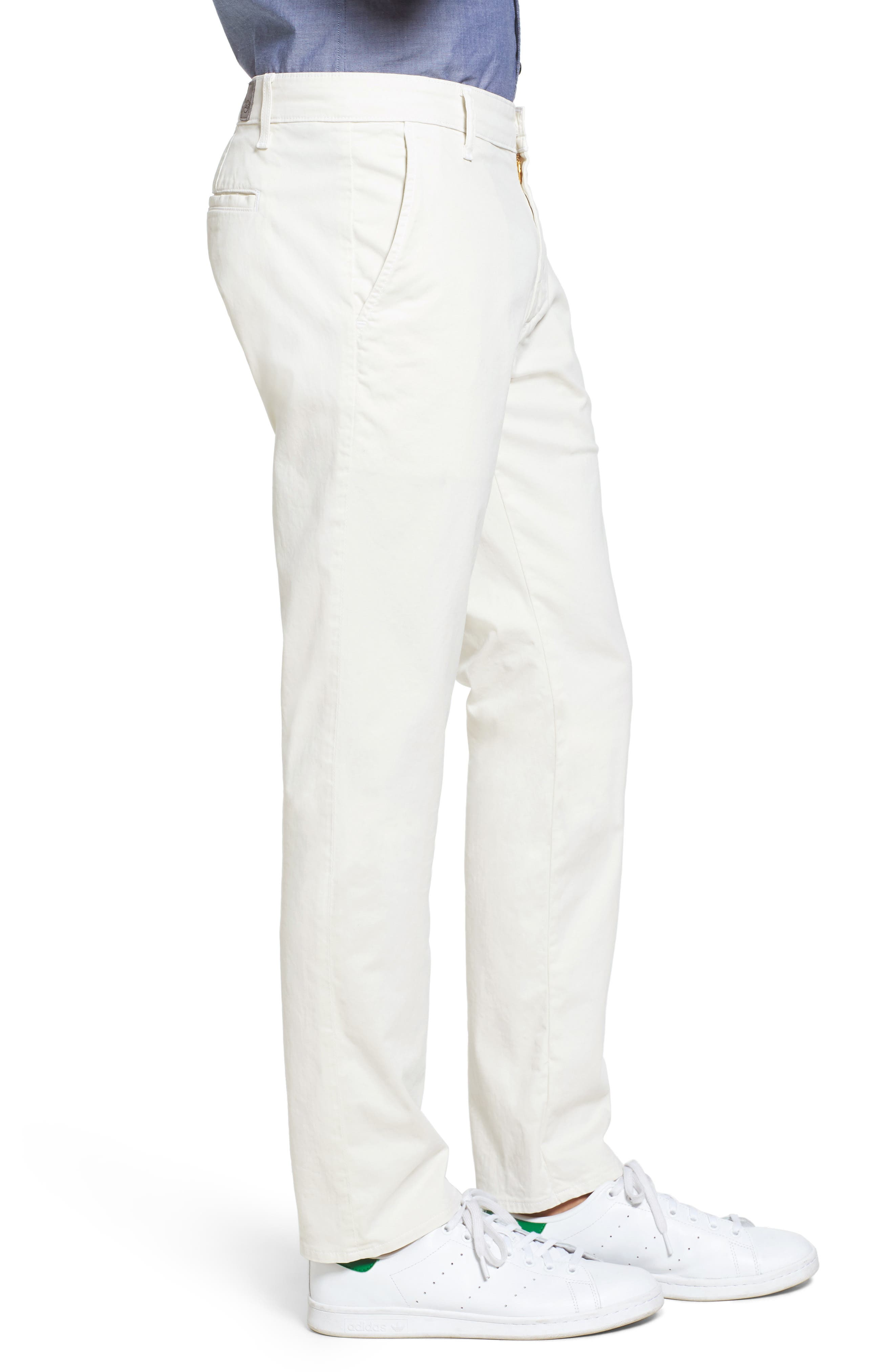 'The Lux' Tailored Straight Leg Chinos,                             Alternate thumbnail 33, color,