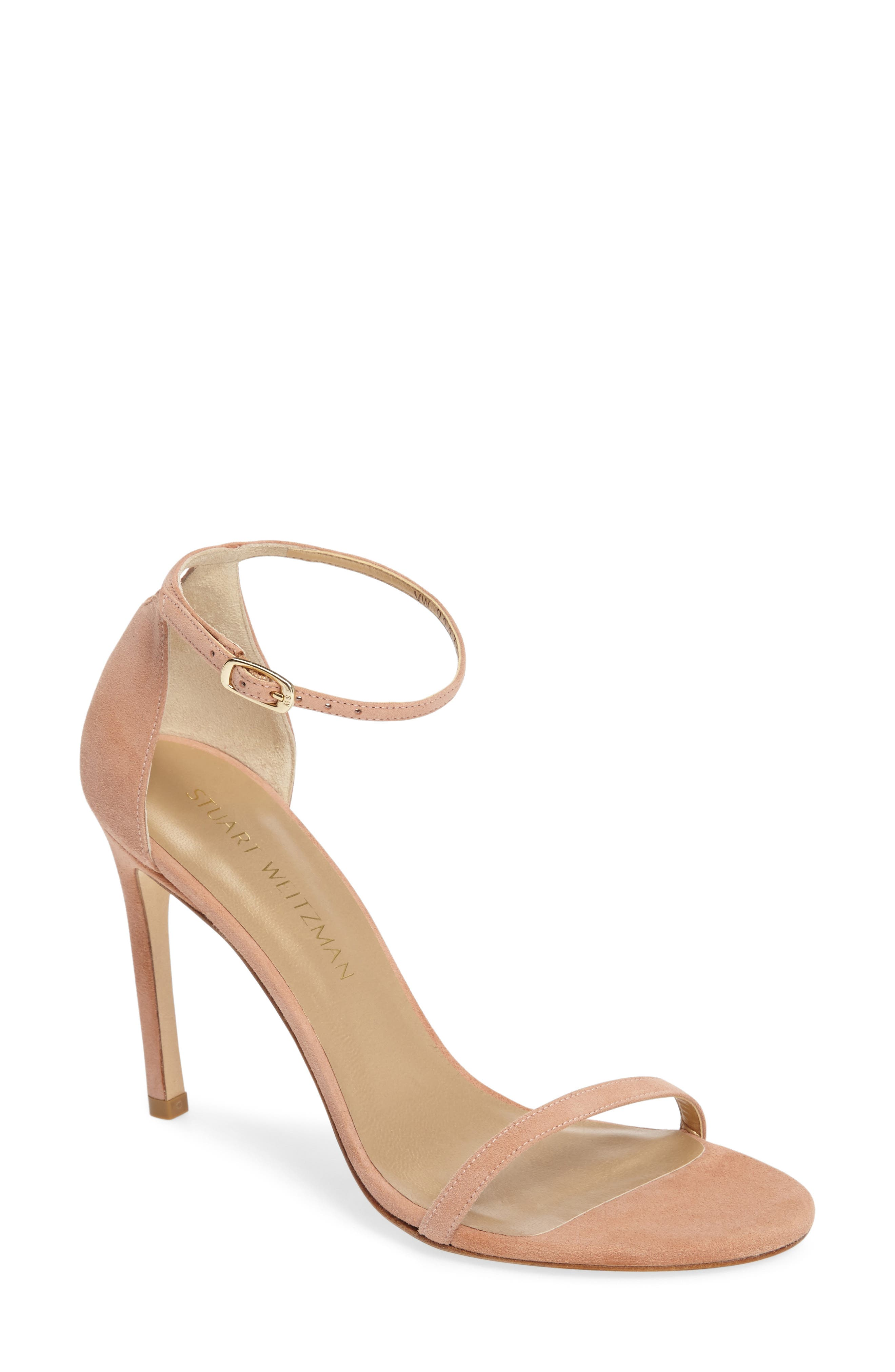 Nudistsong Ankle Strap Sandal,                             Main thumbnail 23, color,