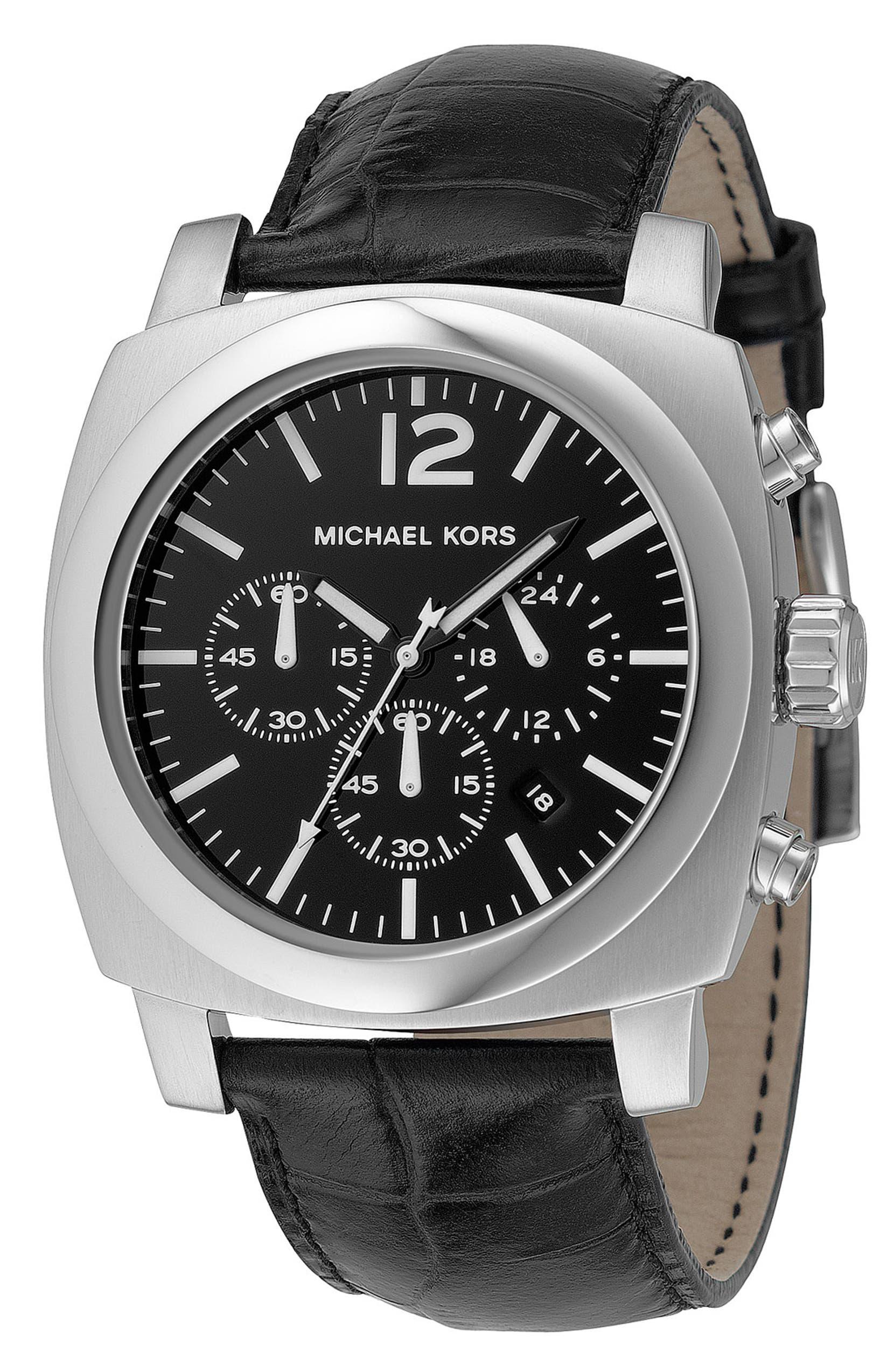23ebe999cc61 Michael Kors Men s Chronograph Watch