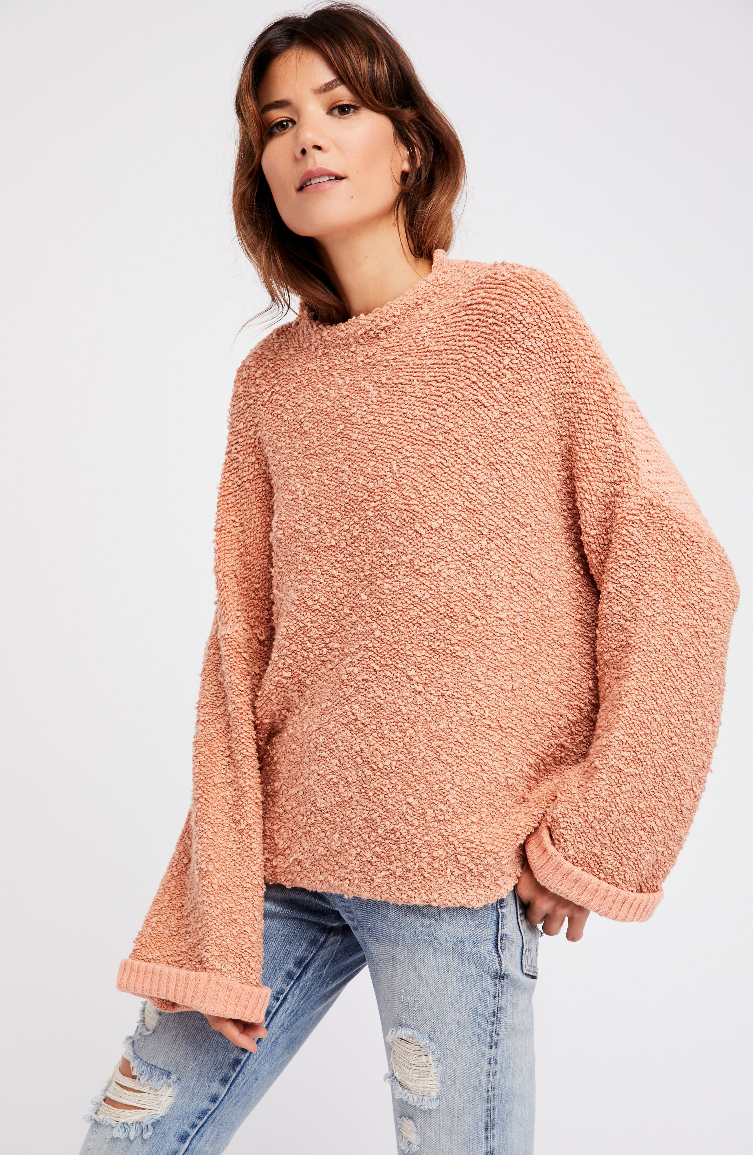 Cuddle Up Pullover,                             Main thumbnail 4, color,