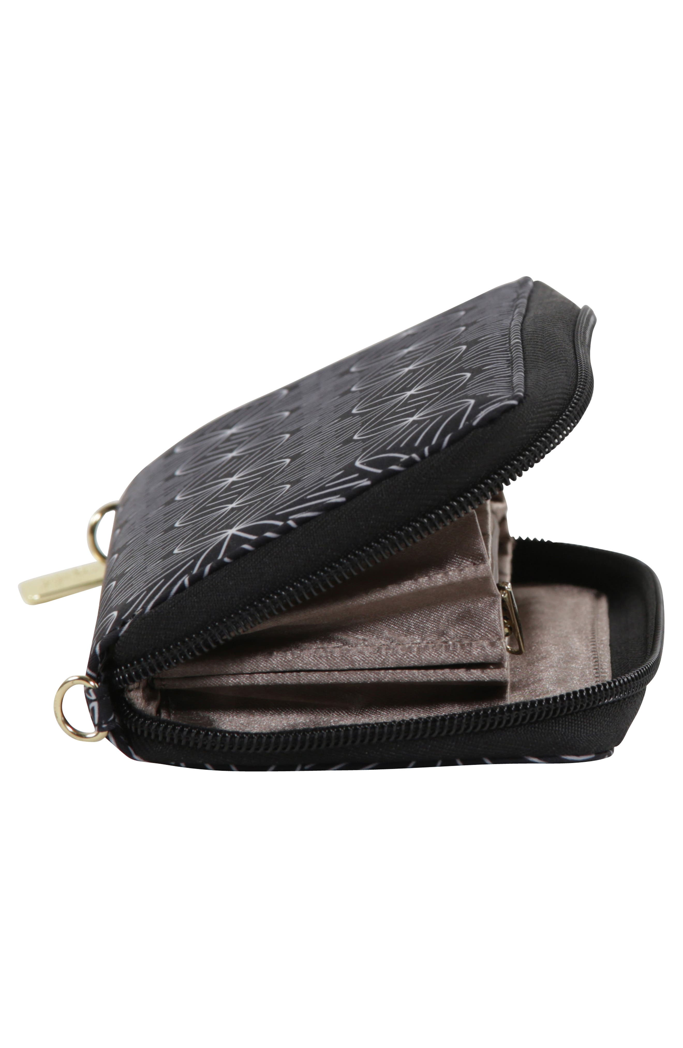 Legacy Be Spendy Clutch Wallet,                             Alternate thumbnail 3, color,                             THE STARRY KNIGHT