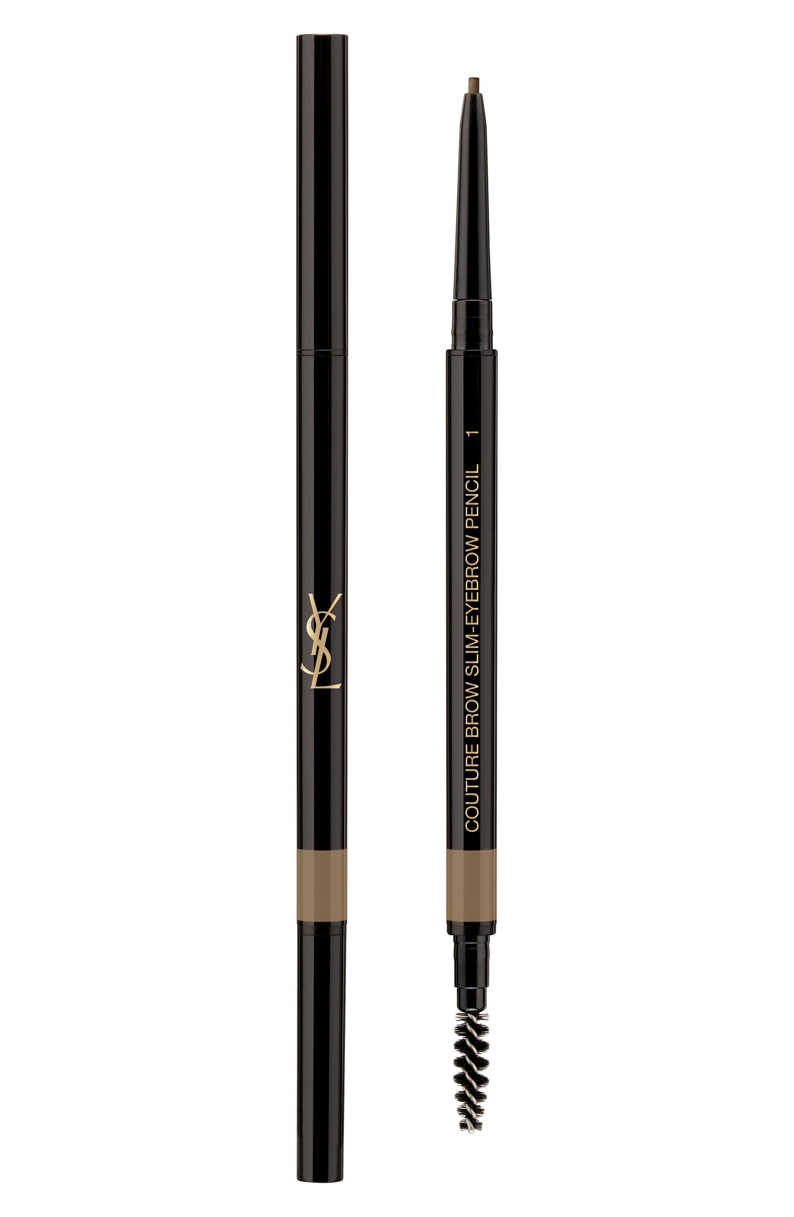 Yves Saint Laurent Couture Brow Slim Eyebrow Pencil - 01 Ash Brown