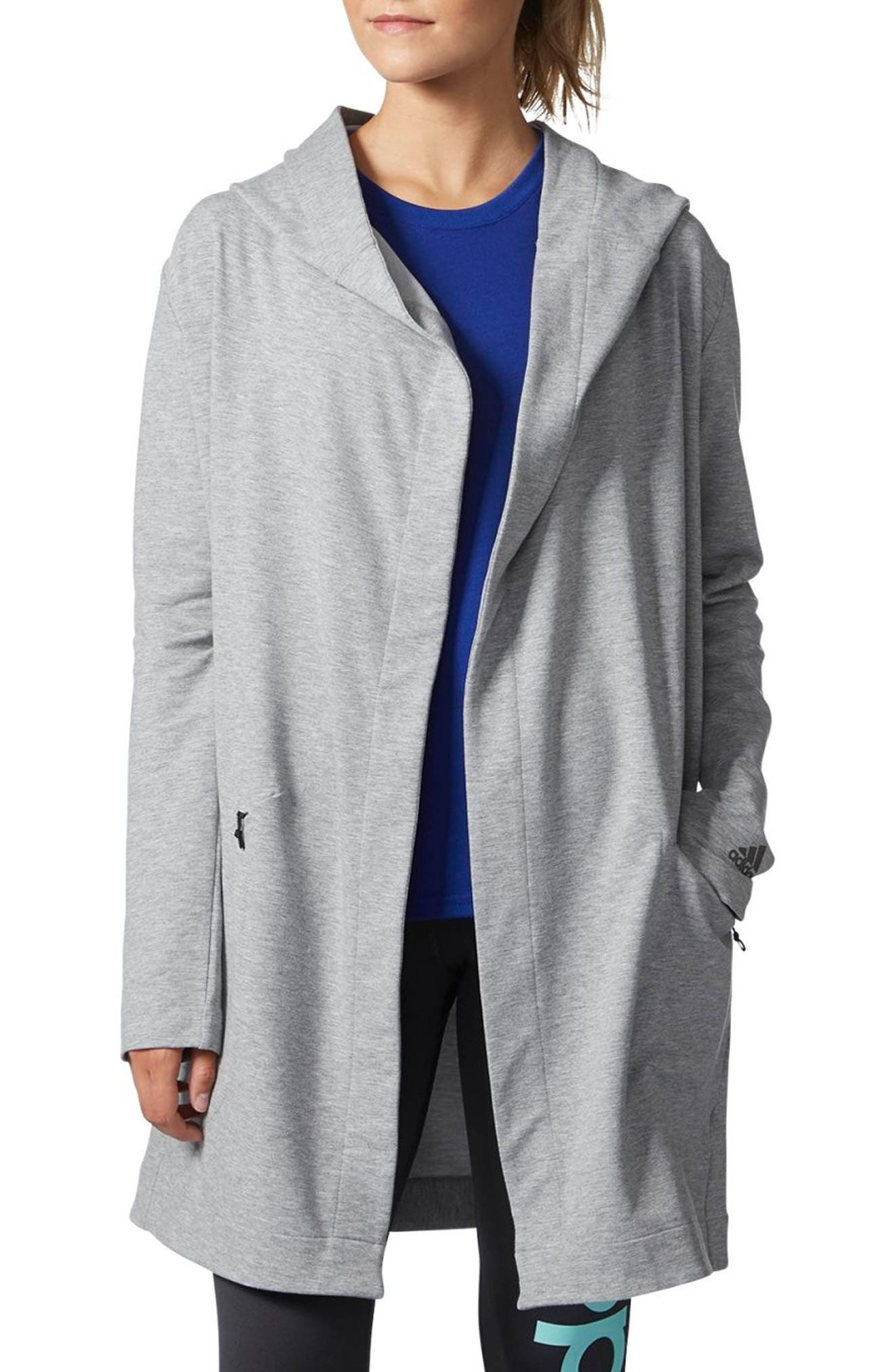 Performance Cover Up Jacket,                             Main thumbnail 2, color,