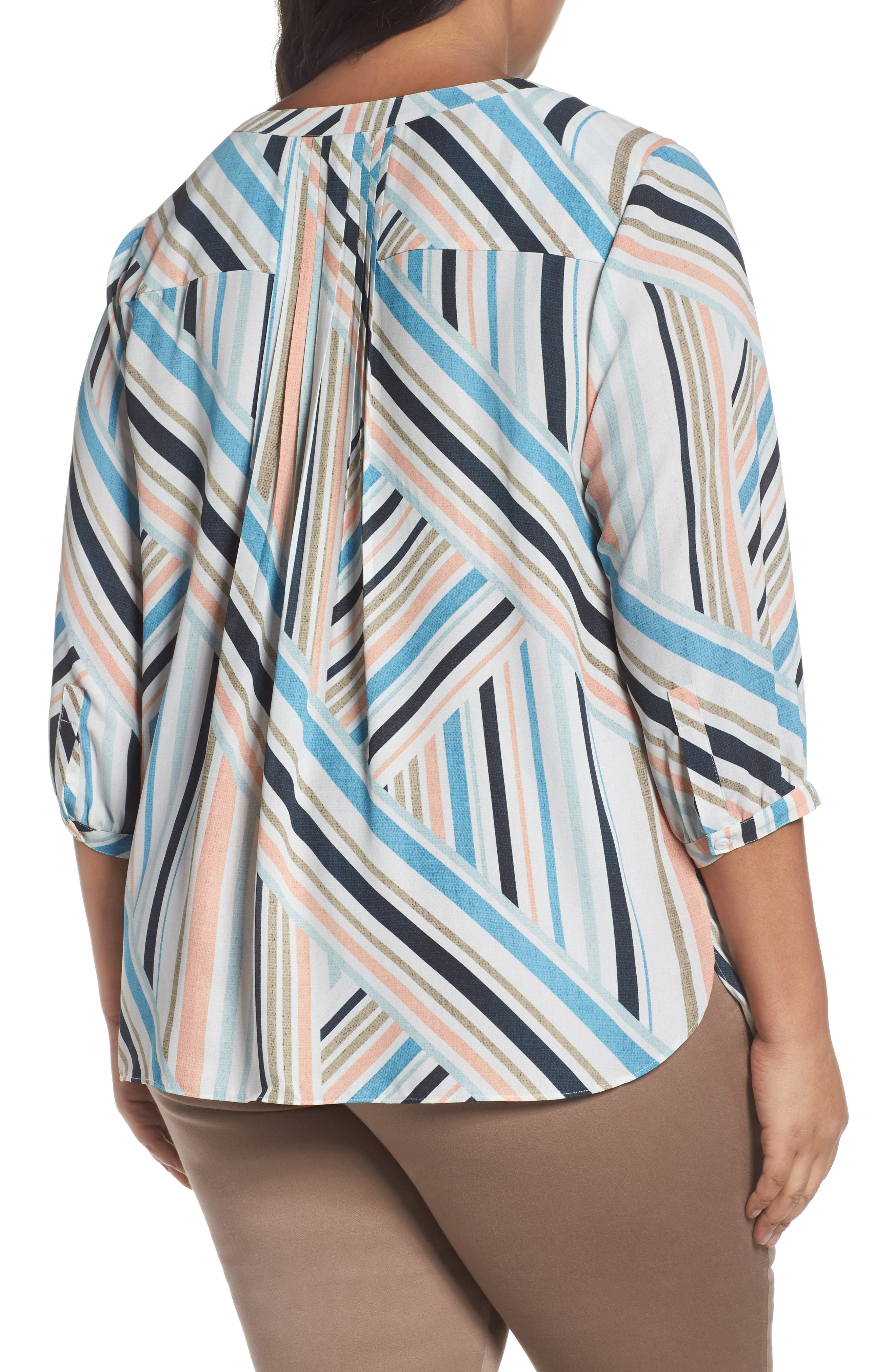 Henley Top,                             Alternate thumbnail 260, color,