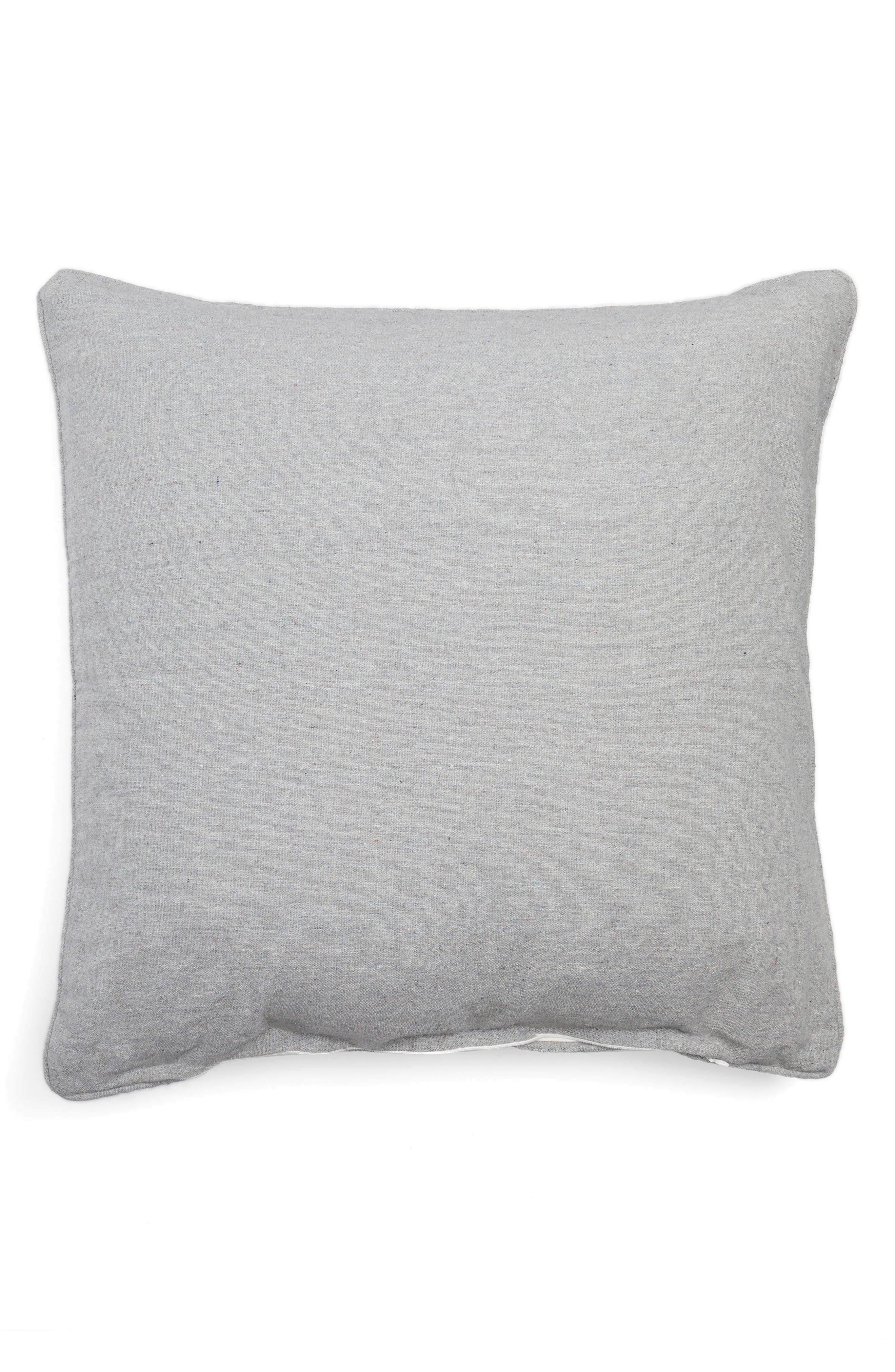 Nala Towel Stitch Accent Pillow,                             Alternate thumbnail 2, color,