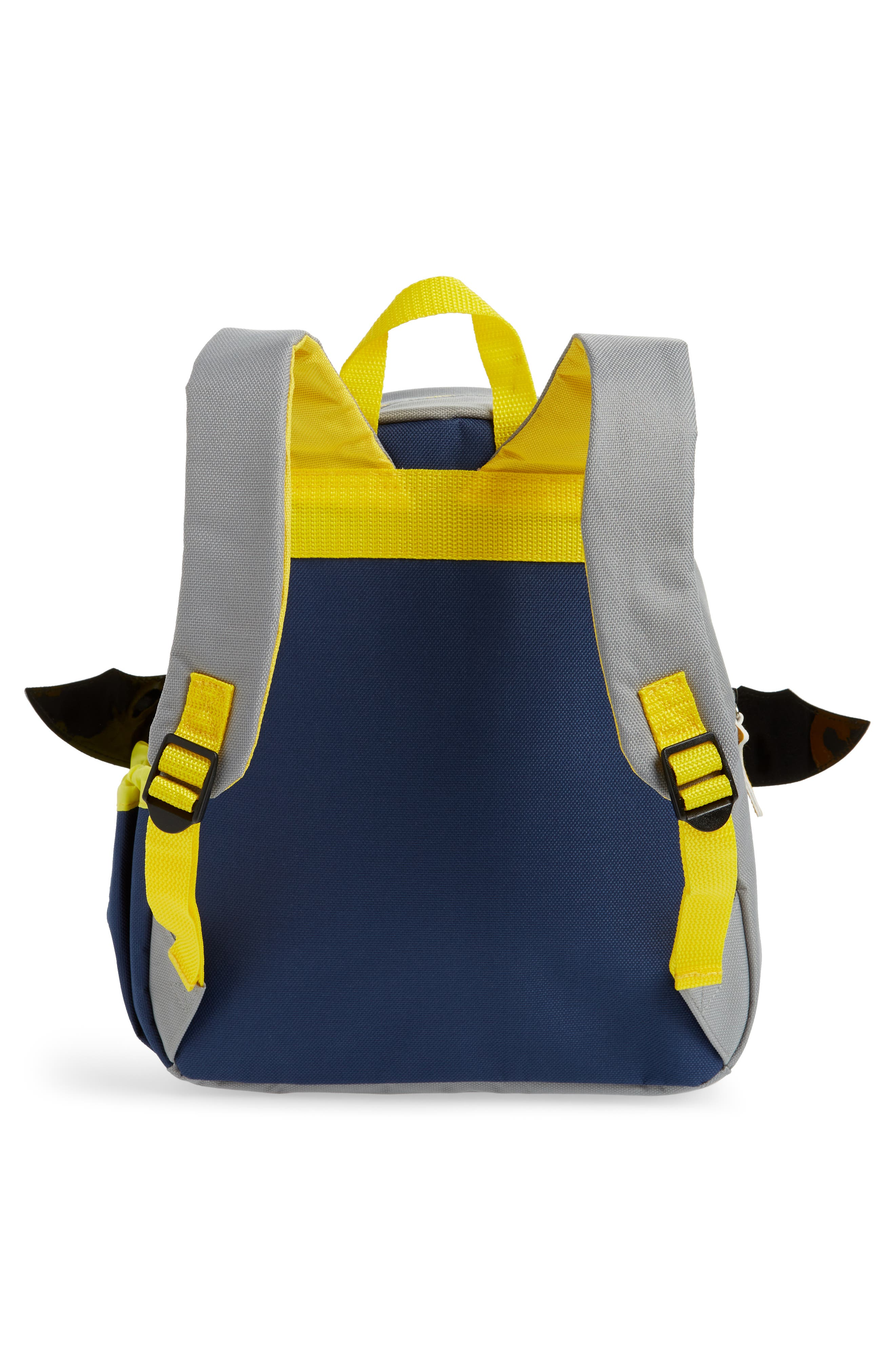 Zoo Pack Backpack,                             Alternate thumbnail 2, color,                             NAVY BLUE