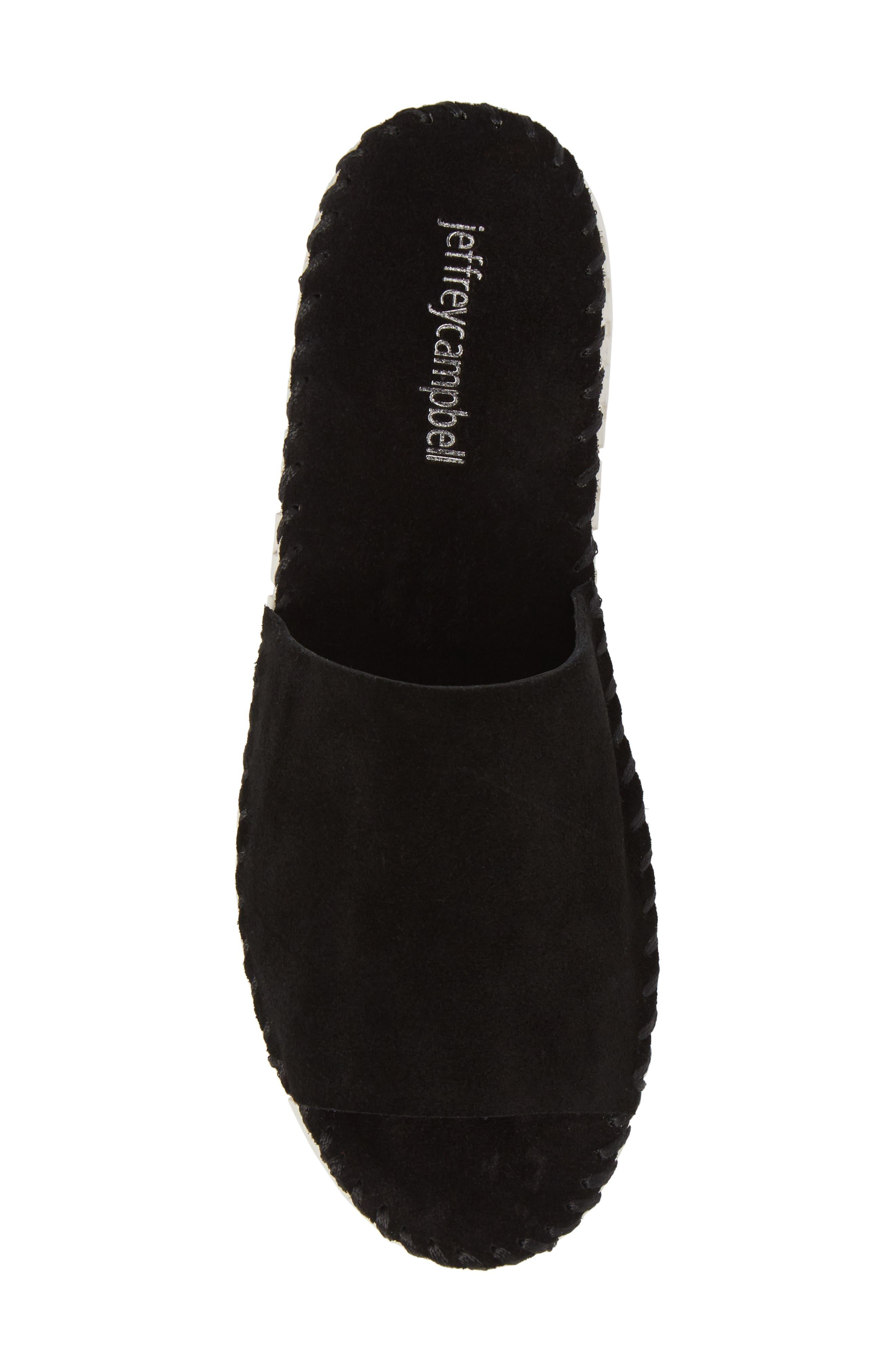 Pave Platform Slide Sandal,                             Alternate thumbnail 13, color,