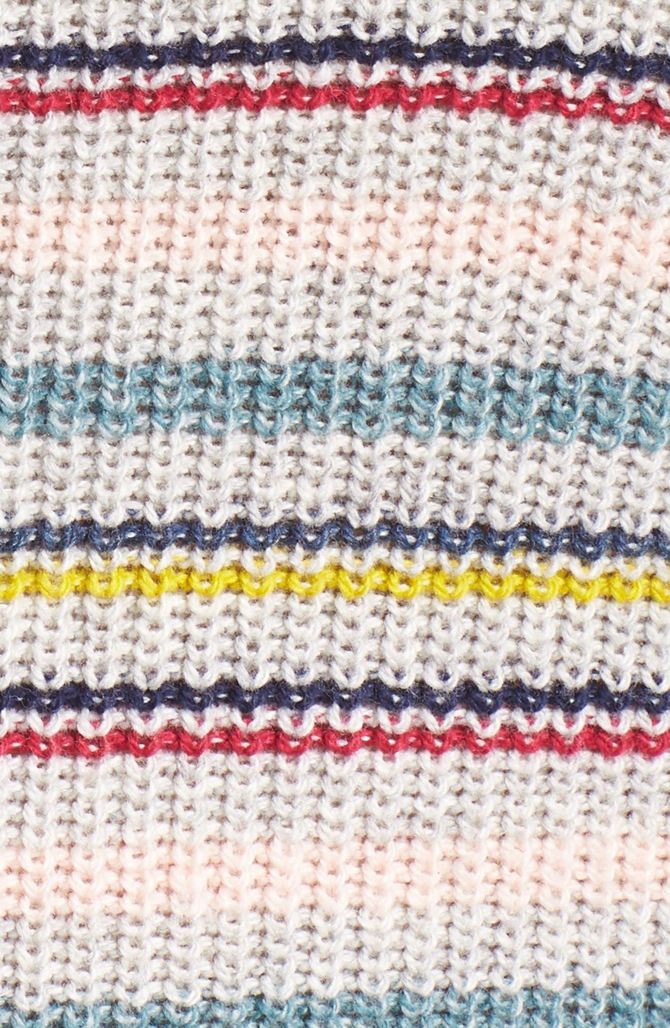 Button Shoulder Sweater,                             Alternate thumbnail 5, color,                             050
