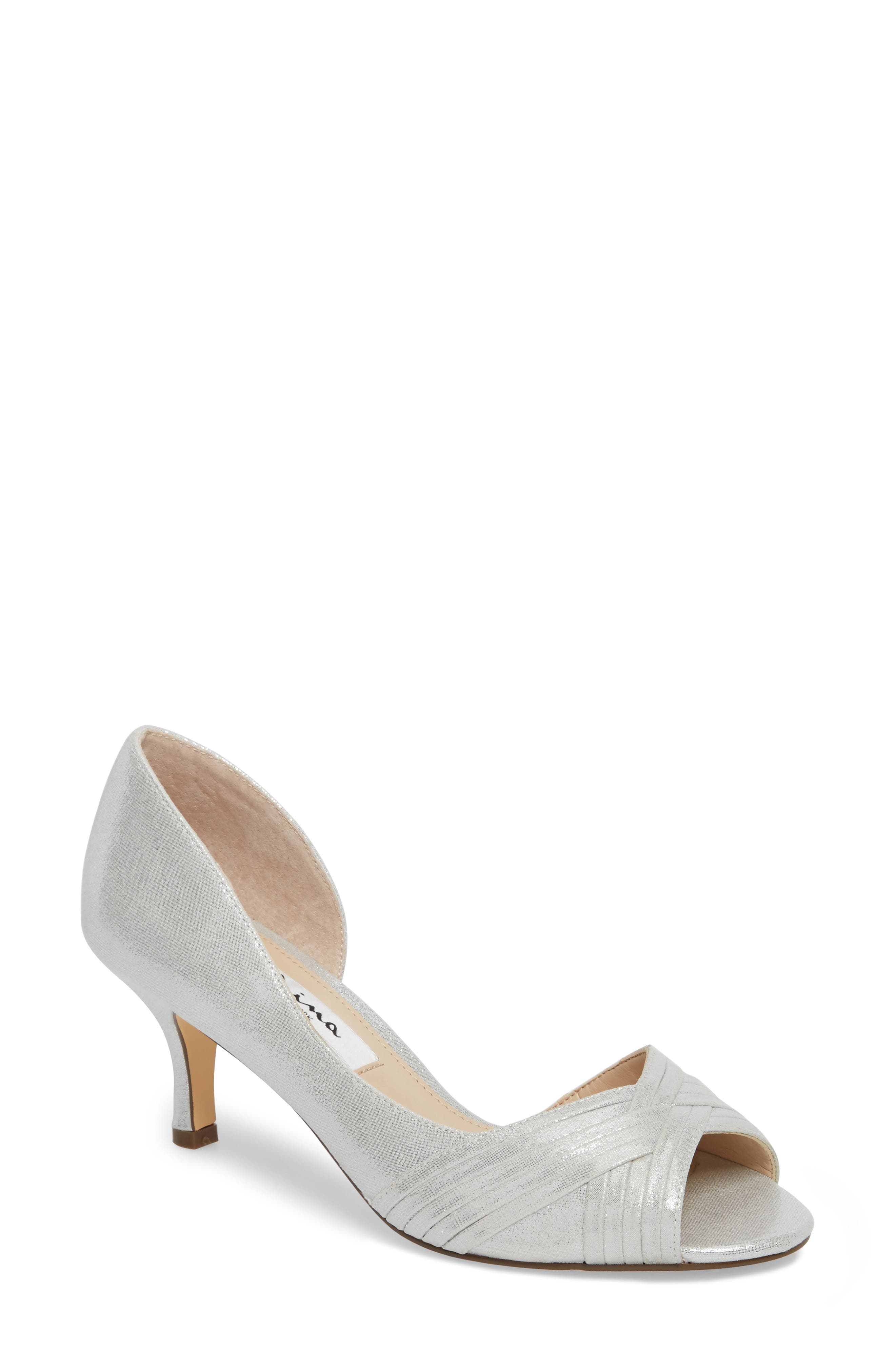 Contesa Open Toe Pump,                         Main,                         color, 041