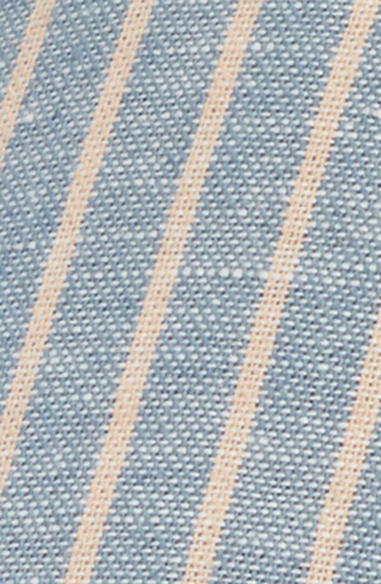 BP.,                             Rope Detail Stripe Baker Boy Hat,                             Alternate thumbnail 2, color,                             400