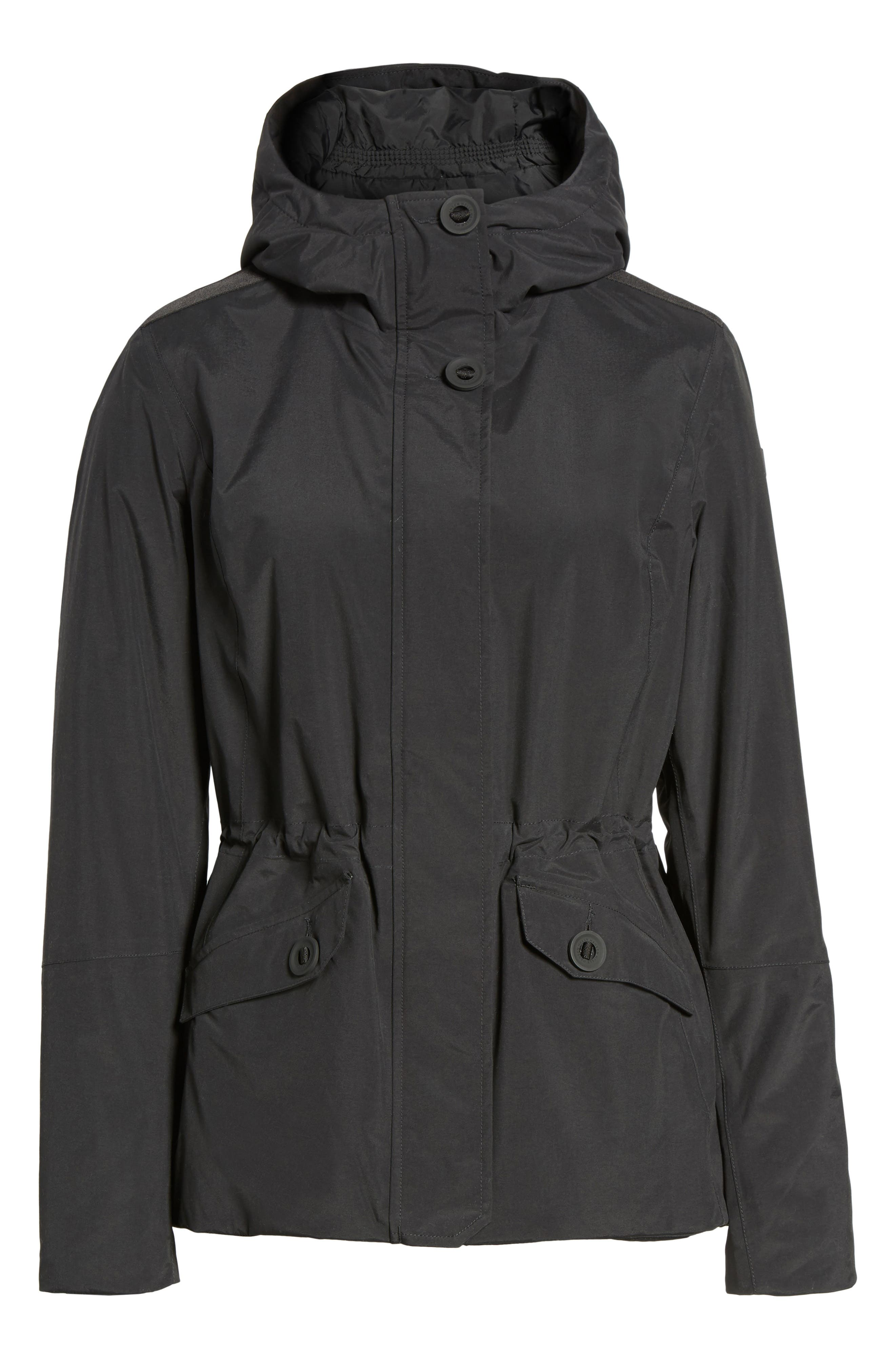 Donegal Waterproof PrimaLoft<sup>®</sup> Insulated Jacket,                             Alternate thumbnail 6, color,                             009