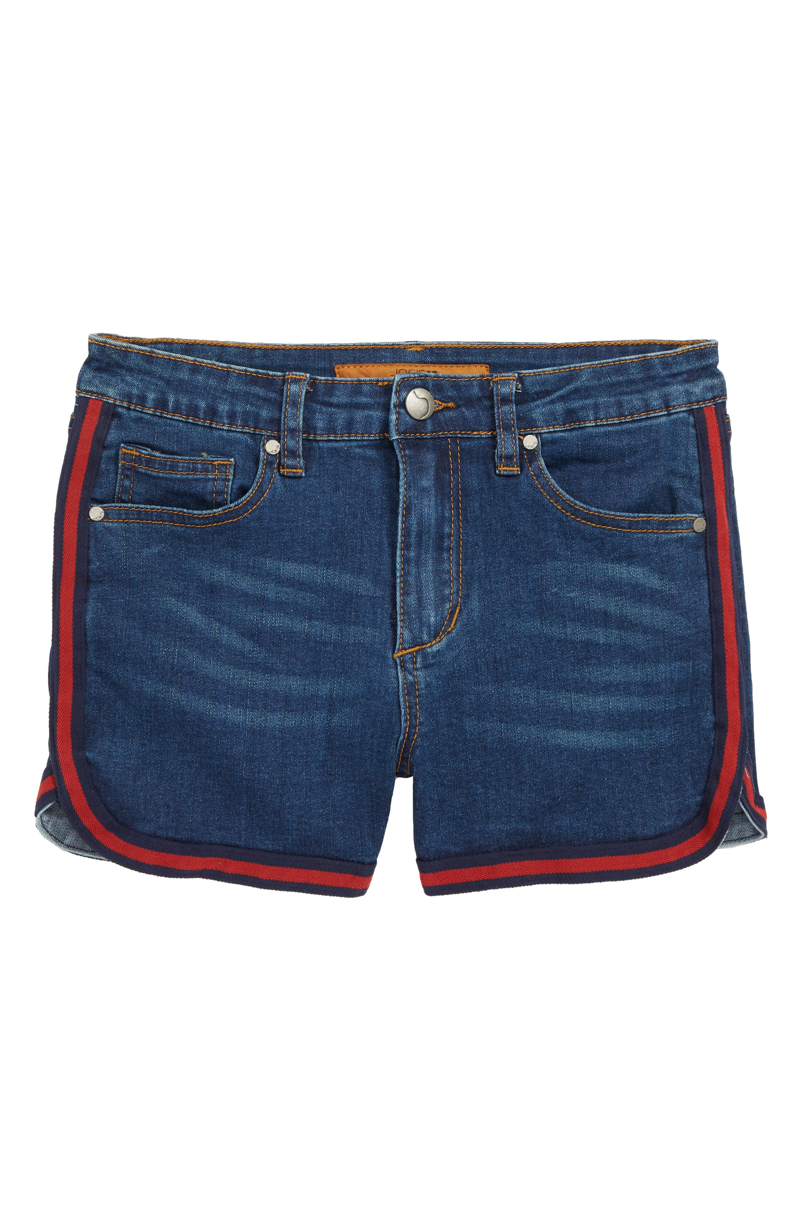The Charlie Side Stripe Shorts, Main, color, 400