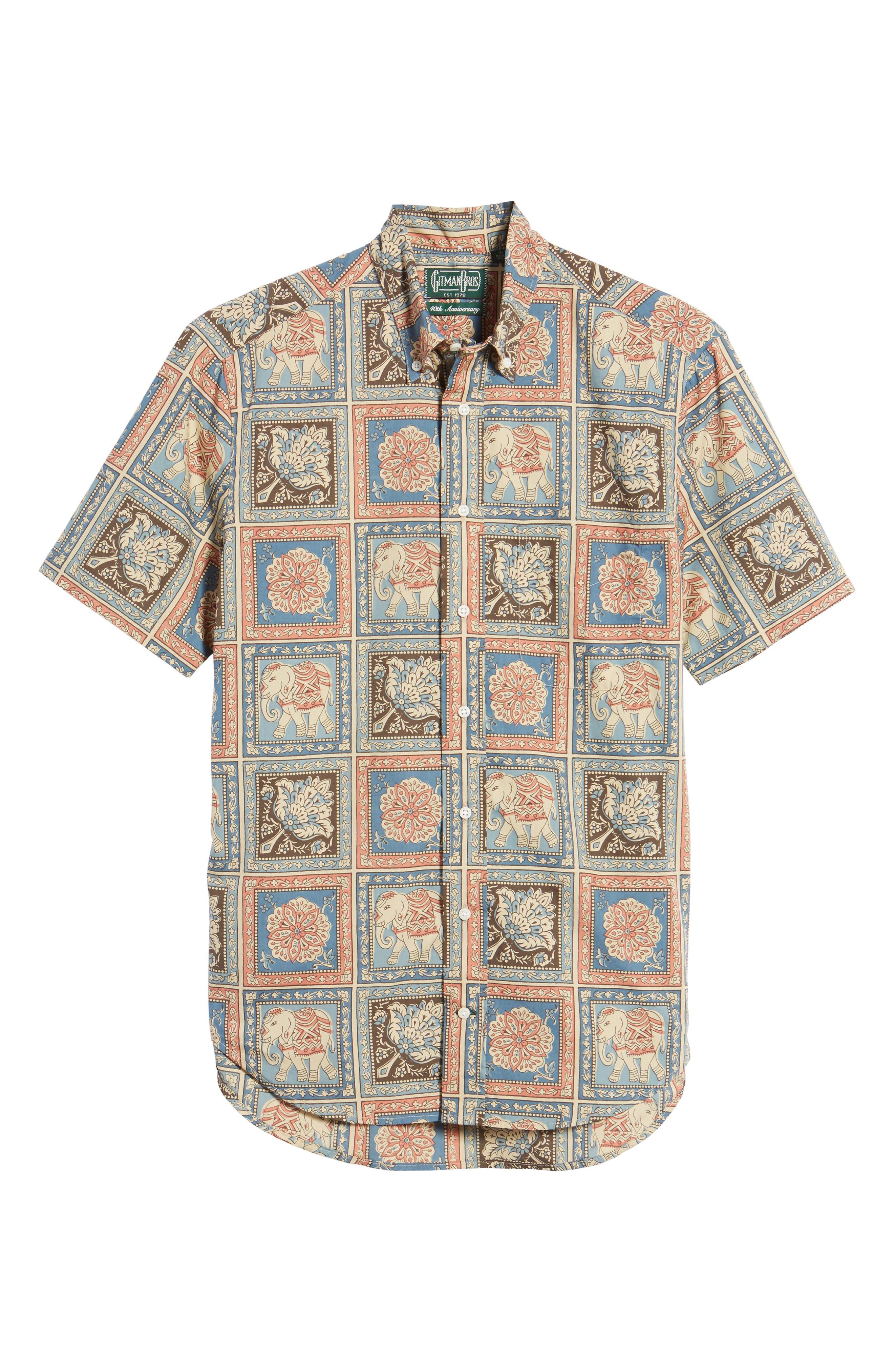 Camp Shirt,                             Alternate thumbnail 6, color,                             960