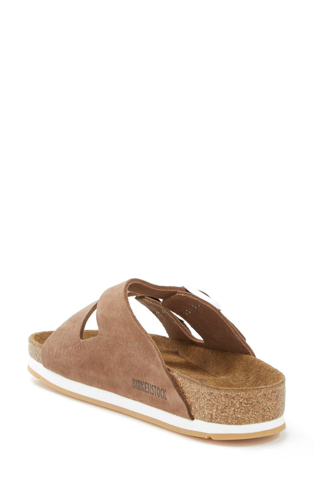 'Arizona' Soft Footbed Sandal,                             Alternate thumbnail 3, color,                             200