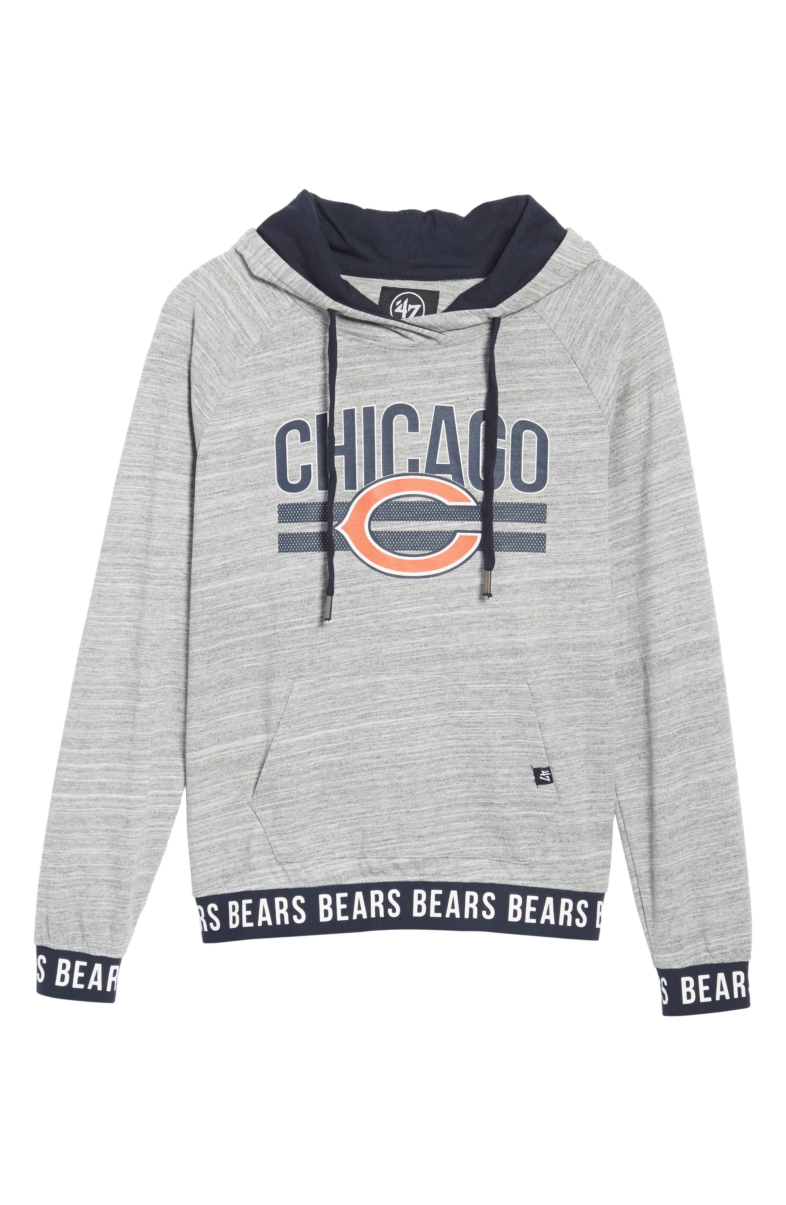 Revolve - Chicago Bears Hoodie,                             Alternate thumbnail 6, color,                             020