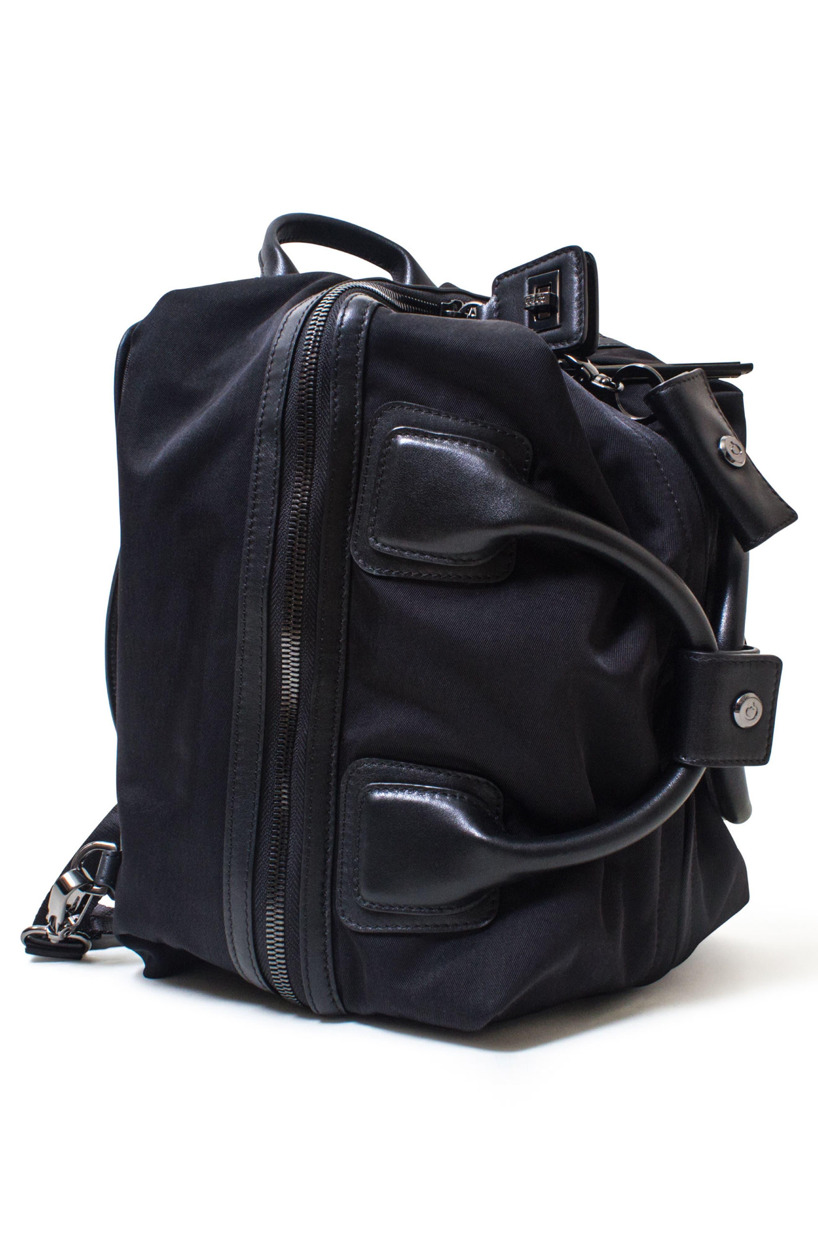 Studio Duffel Backpack,                             Alternate thumbnail 7, color,                             003