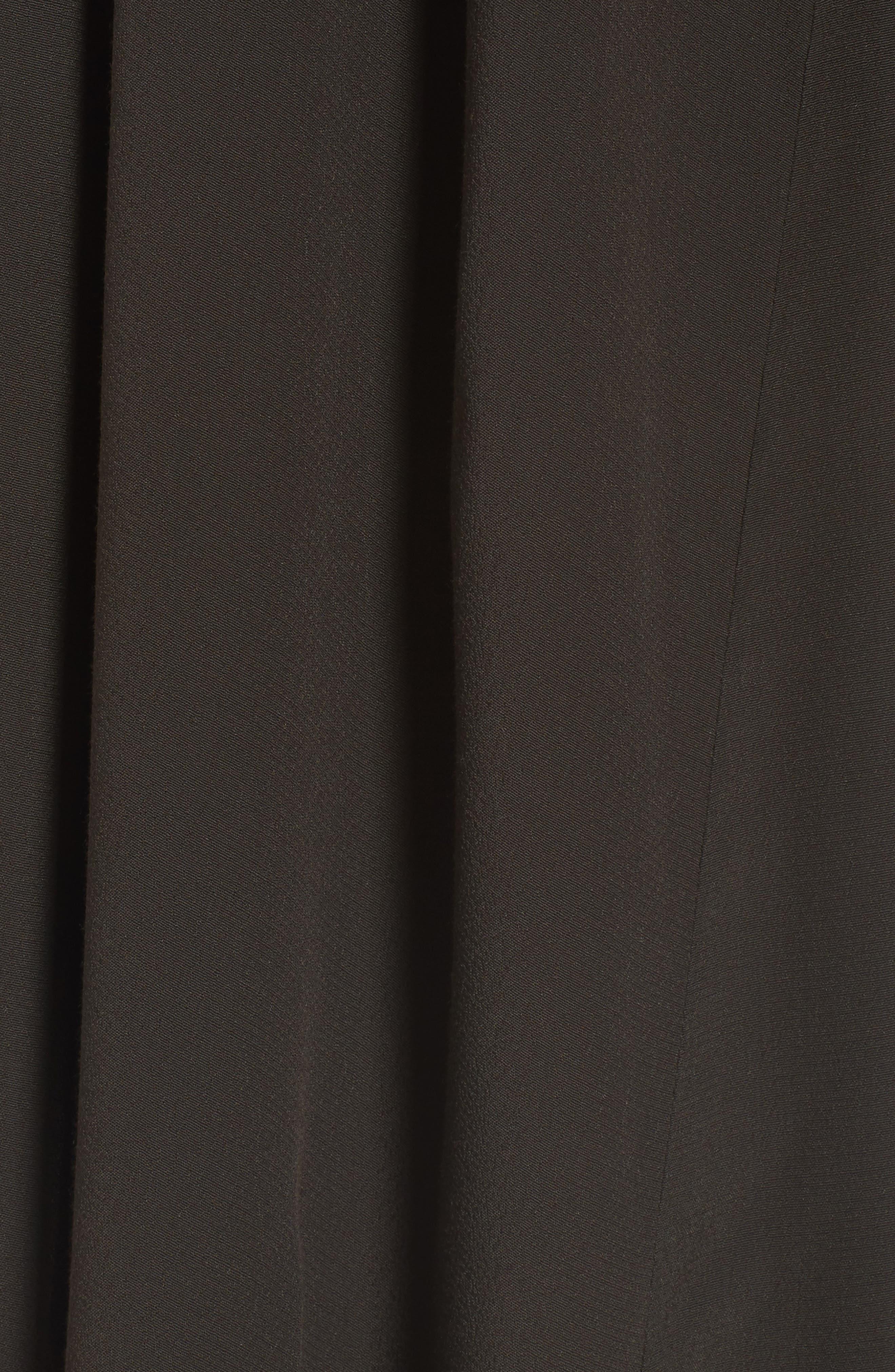 Ava Crochet Detail Dress,                             Alternate thumbnail 5, color,                             021