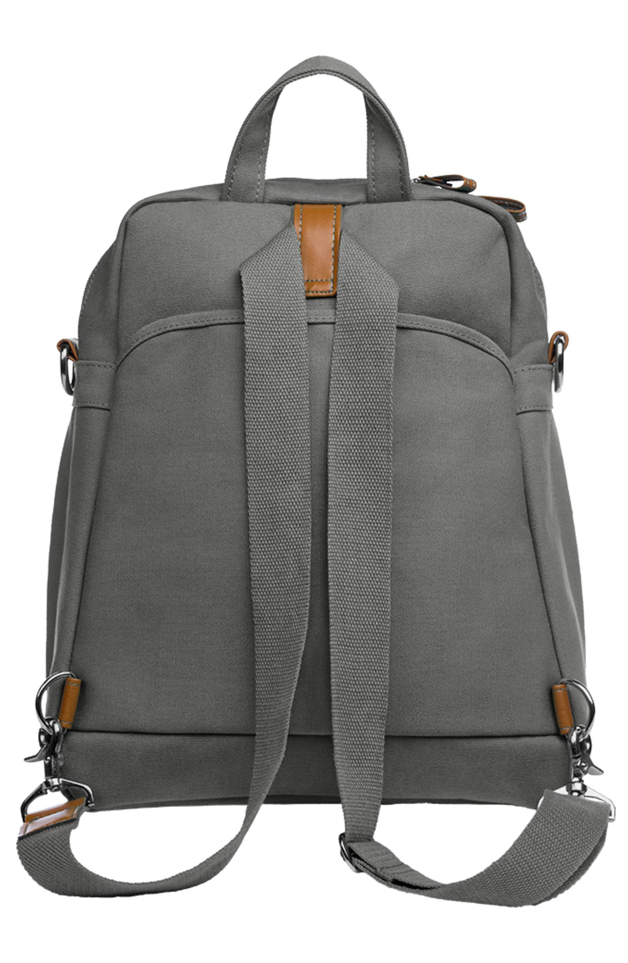 Monroe-On-the-Go Diaper Backpack,                             Alternate thumbnail 3, color,                             WINDY CITY