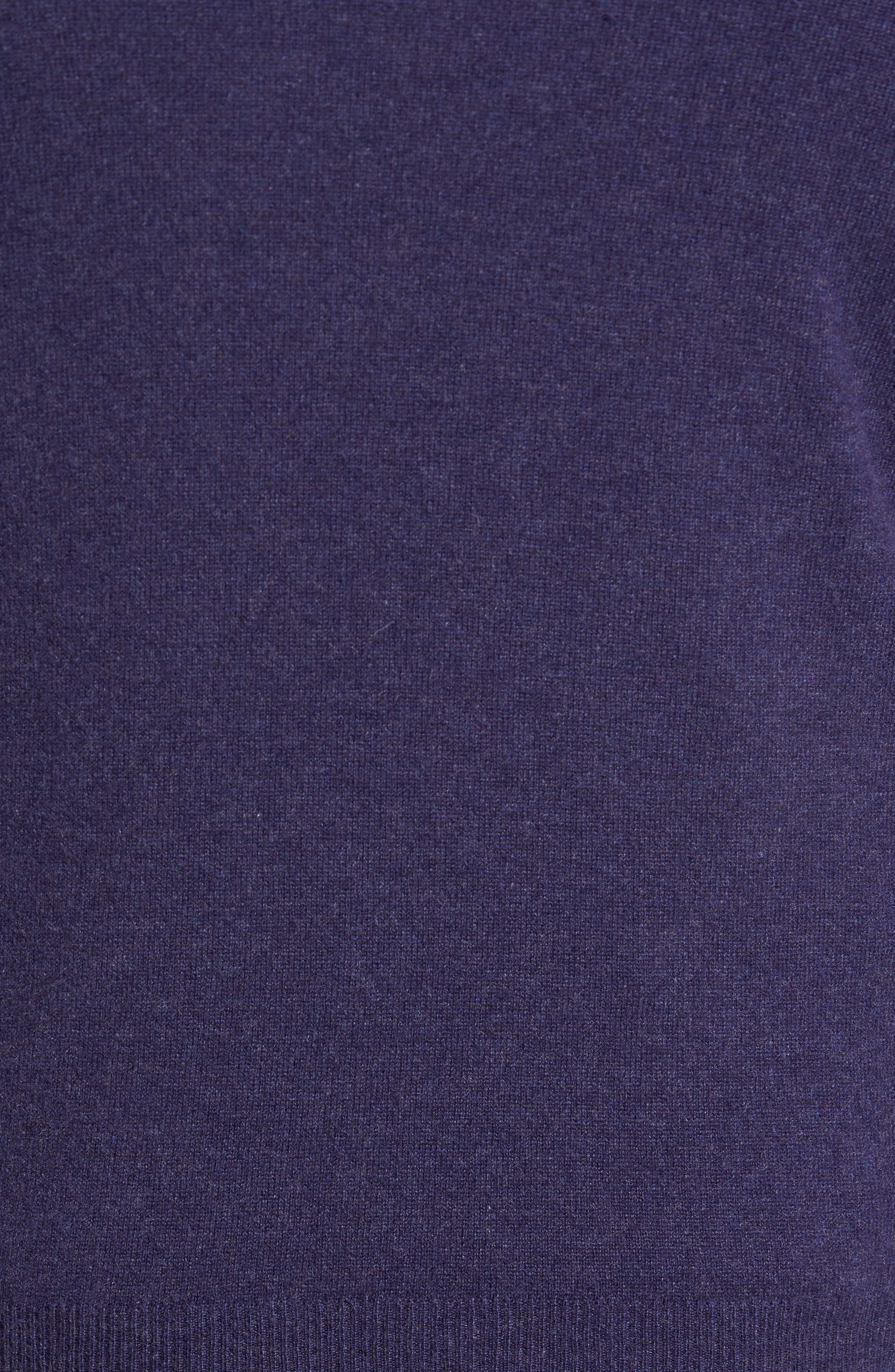 Cashmere V-Neck Sweater,                             Alternate thumbnail 29, color,