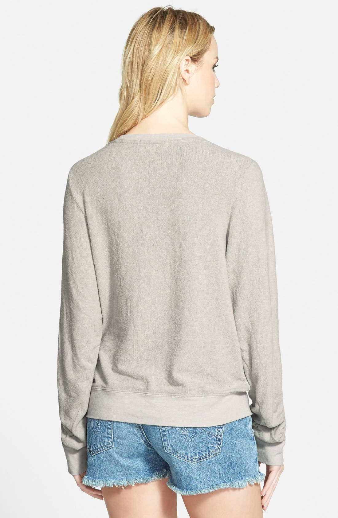 'Baggy Beach Jumper' Pullover,                             Alternate thumbnail 62, color,