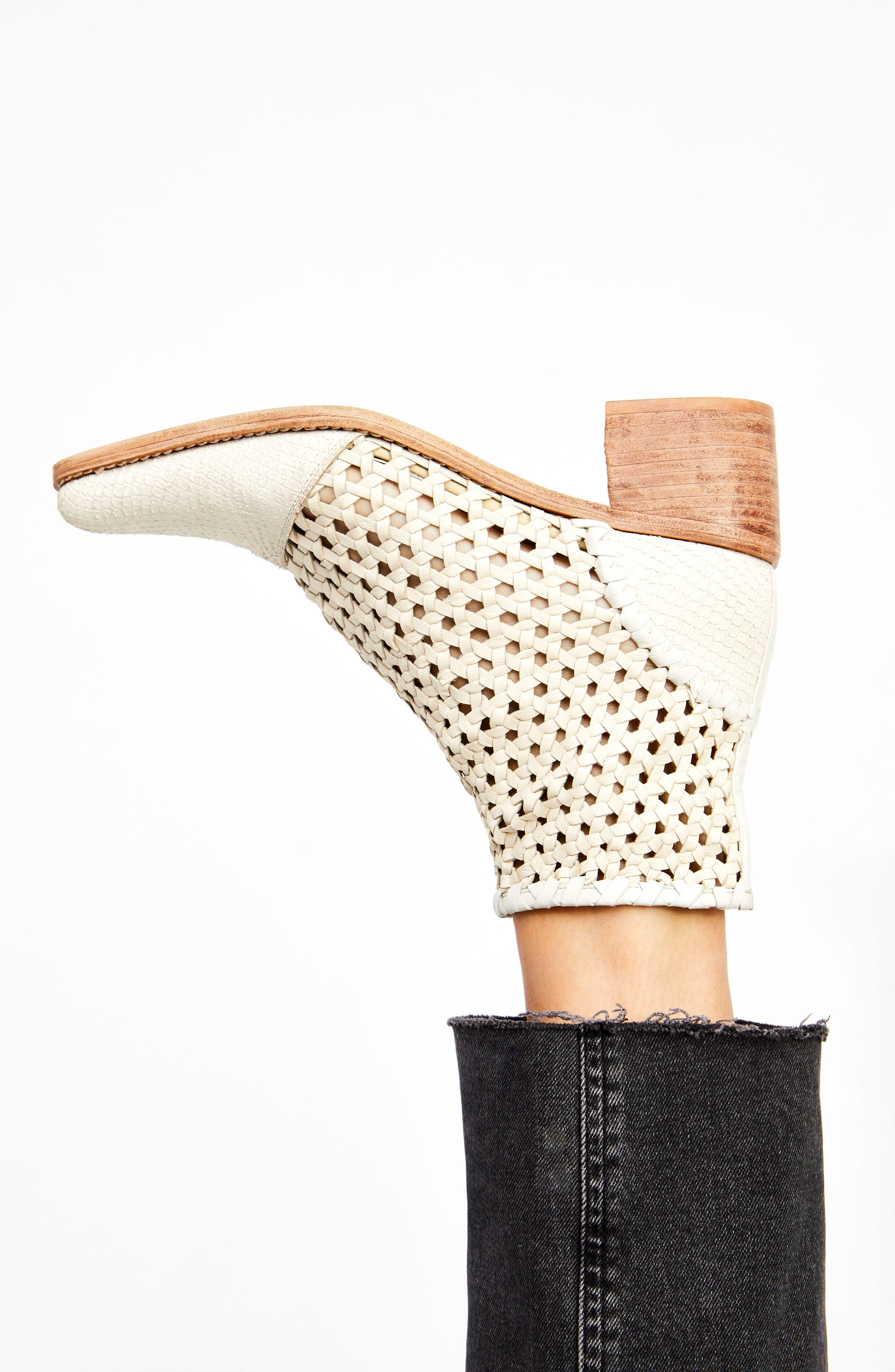 In the Loop Woven Bootie,                         Main,                         color, 001