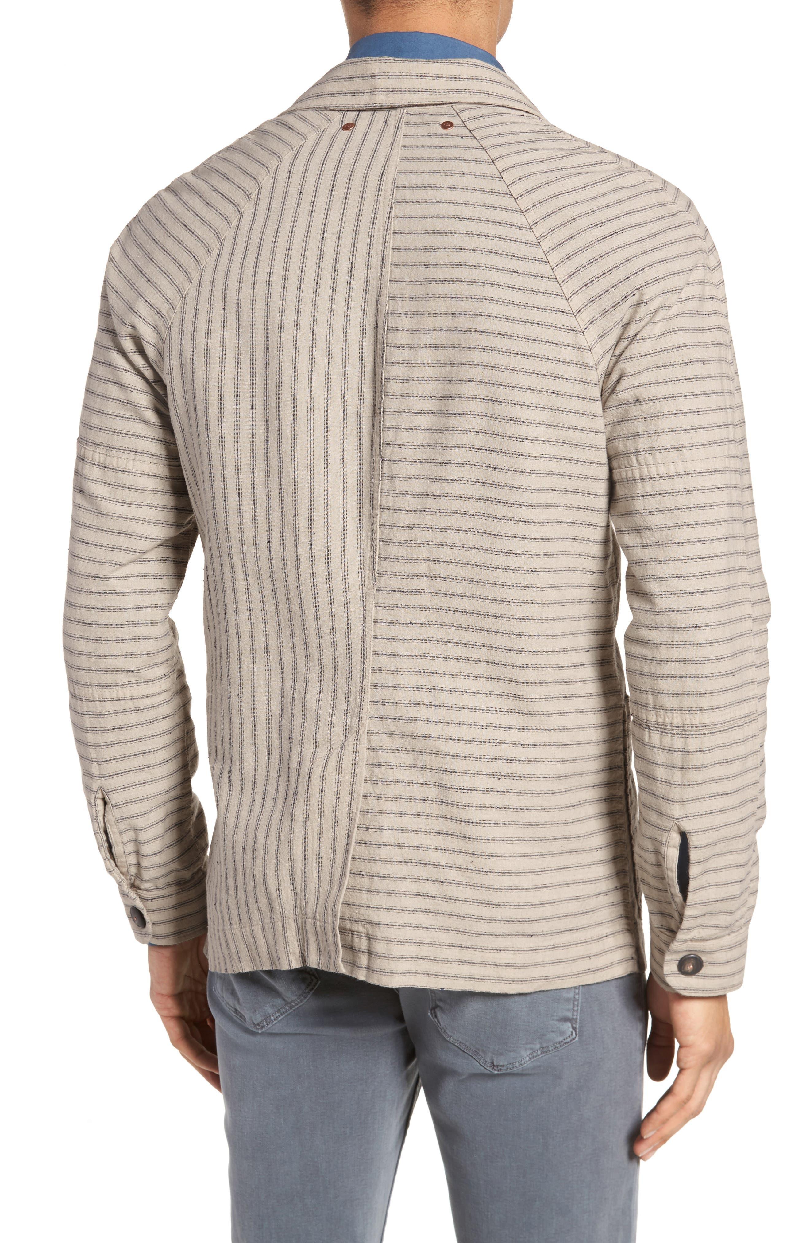 Harrison Linen & Cotton Jacket,                             Alternate thumbnail 2, color,                             274