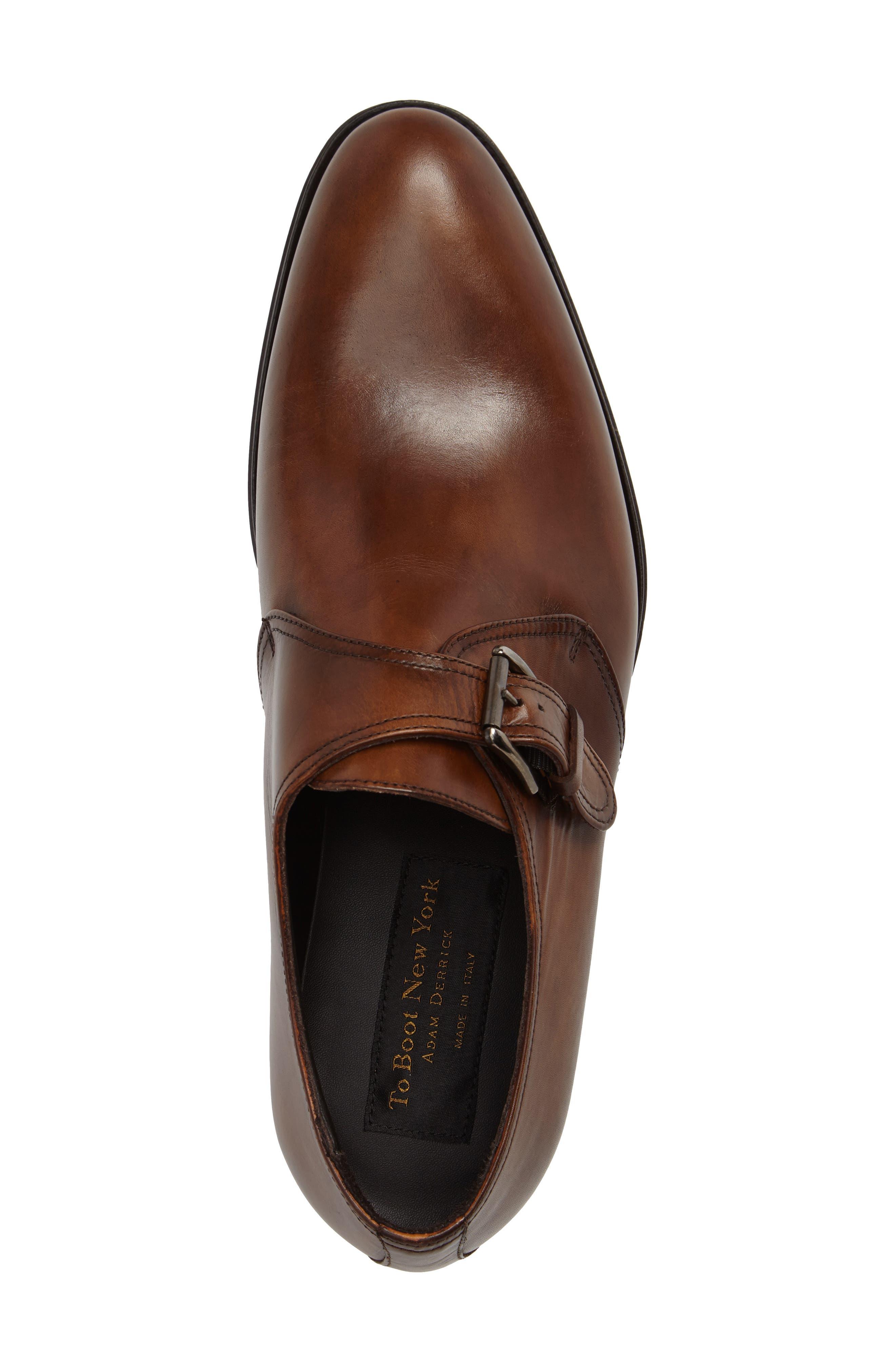 Emmett Monk Strap Shoe,                             Alternate thumbnail 23, color,